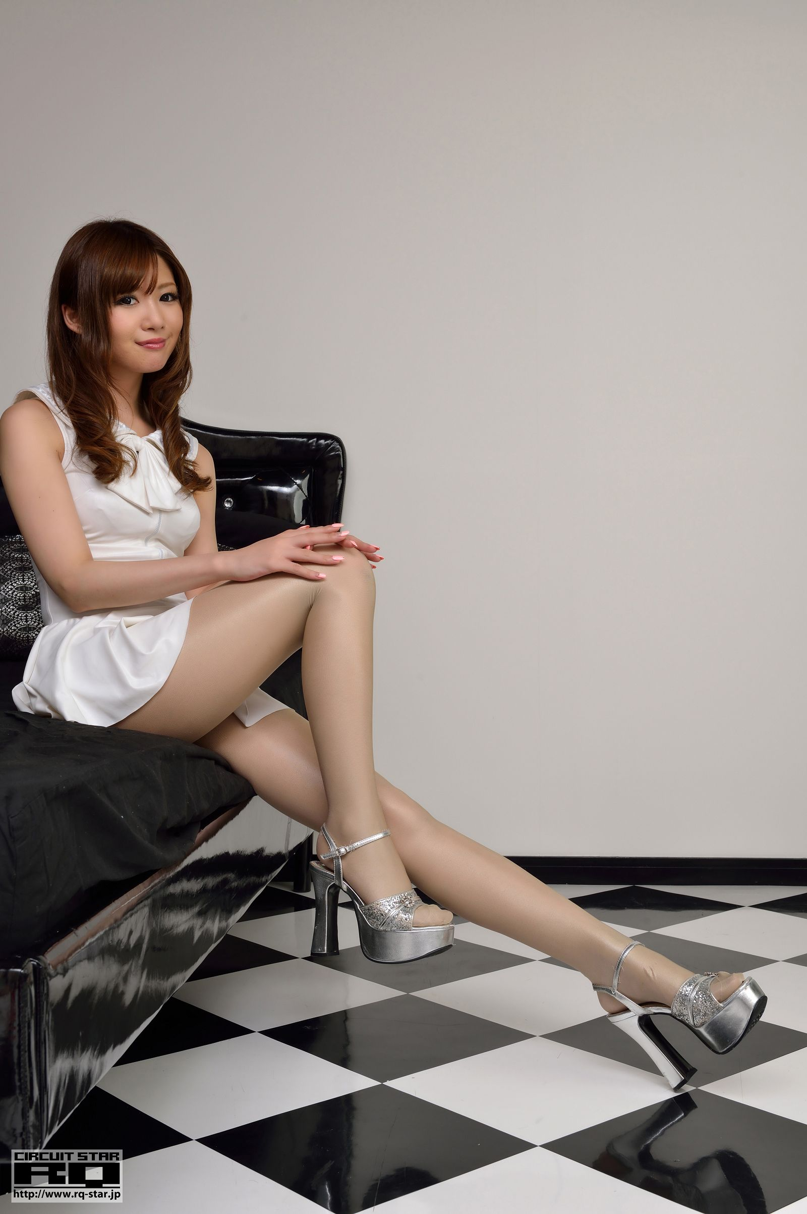 [RQ STAR美女] NO.00664 Aoi Shirakawa 白河あおい White Sailor[130P] RQ STAR 第3张