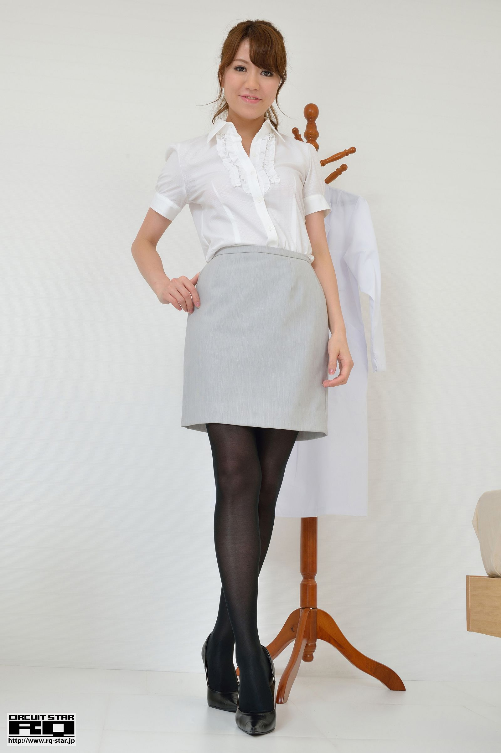 [RQ STAR美女] NO.00667 Mami Aizawa 相沢真美 Doctor[100P] RQ STAR 第1张
