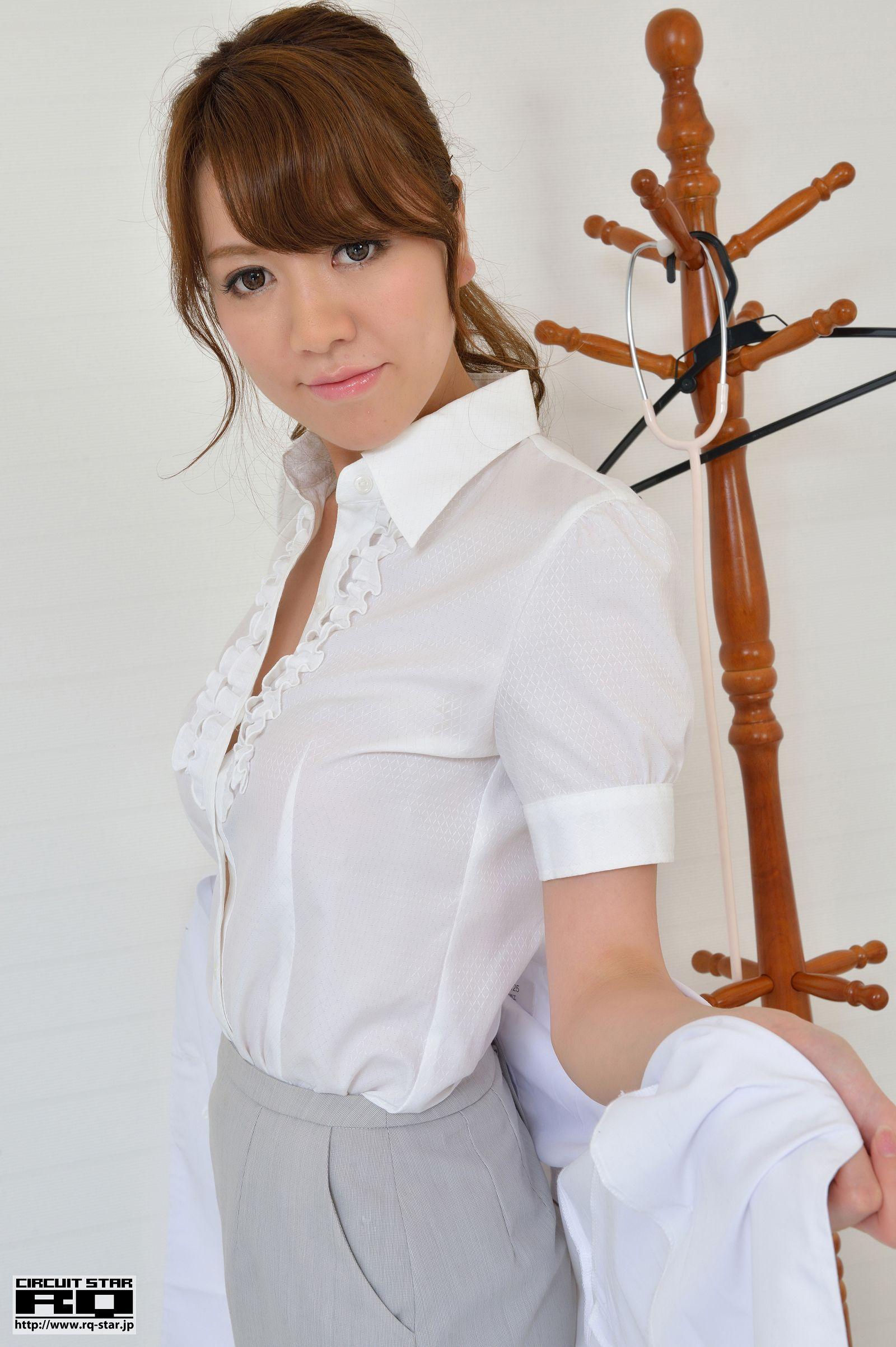 [RQ STAR美女] NO.00667 Mami Aizawa 相沢真美 Doctor[100P] RQ STAR 第2张