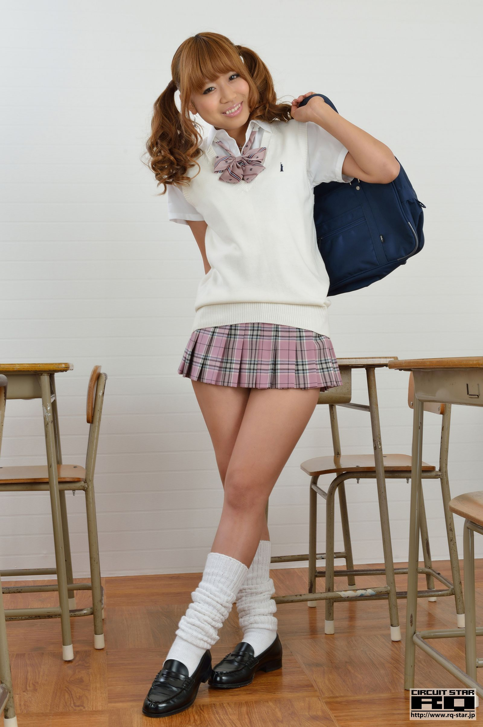 [RQ STAR美女] NO.00679 Rie Takahashi 高橋莉江 School Girl[95P] RQ STAR 第1张