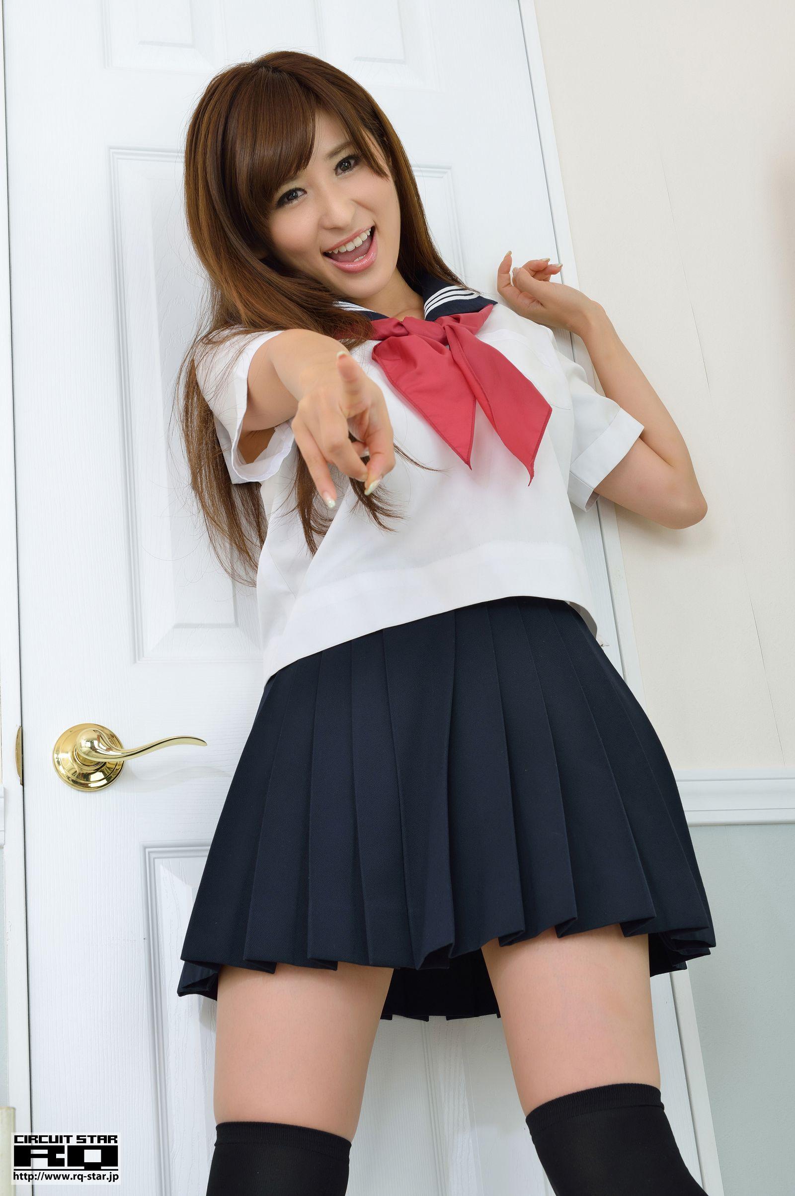 [RQ STAR美女] NO.00684 Ayaka Arima 有馬綾香 Sailor[125P] RQ STAR 第2张