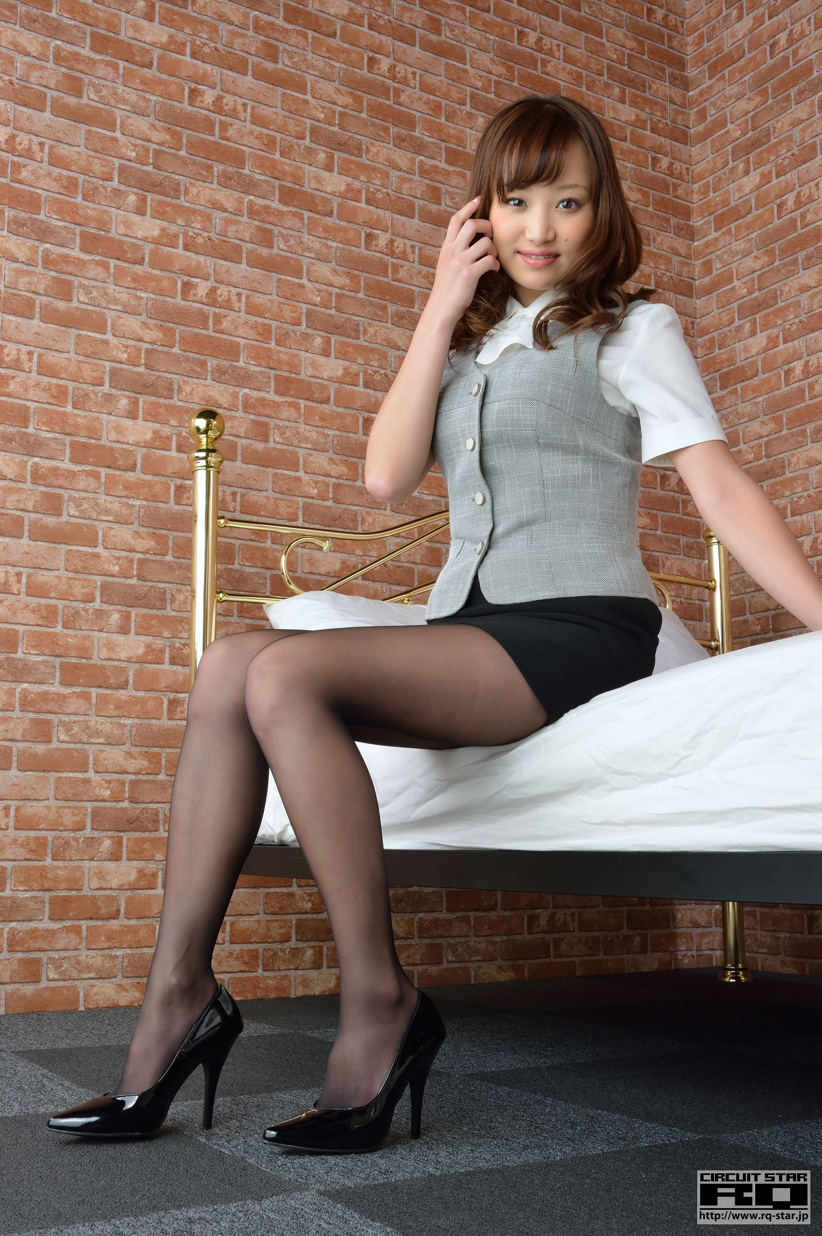 [RQ STAR美女] NO.00705 Yurika Aoi 葵ゆりか Office Lady[110P] RQ STAR 第1张