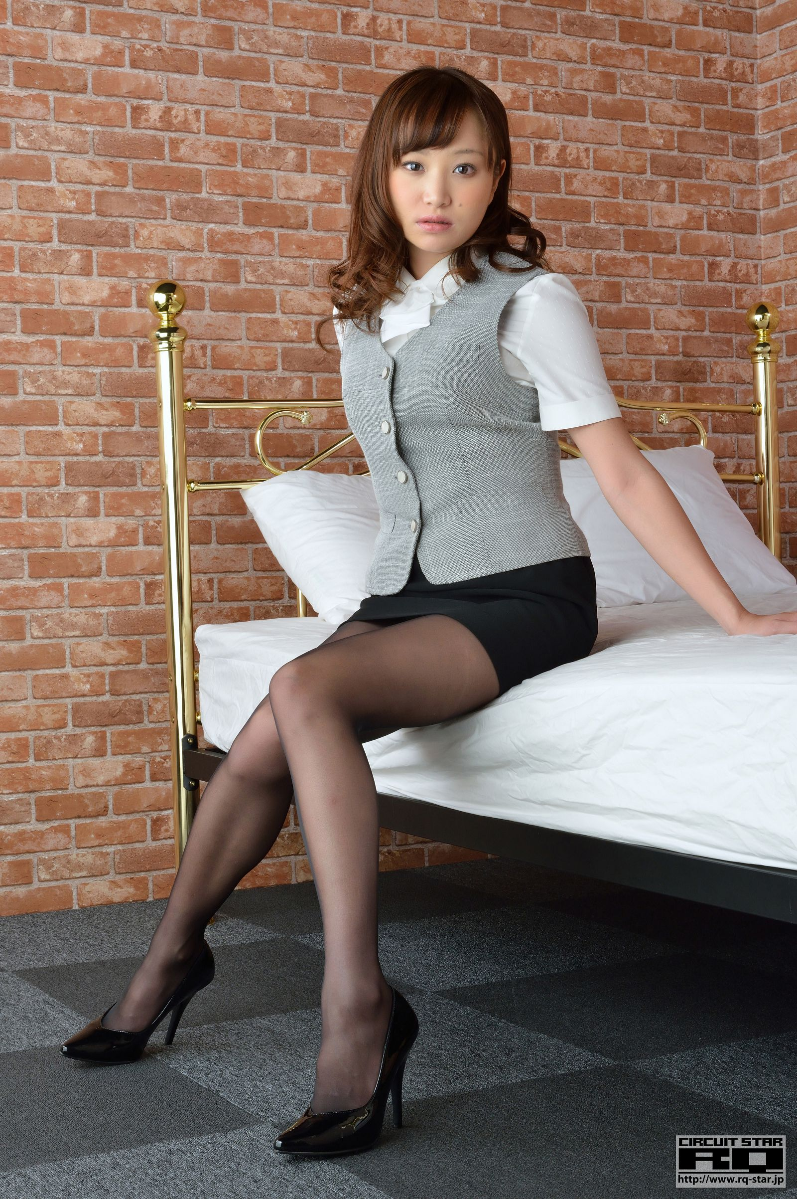 [RQ STAR美女] NO.00705 Yurika Aoi 葵ゆりか Office Lady[110P] RQ STAR 第2张