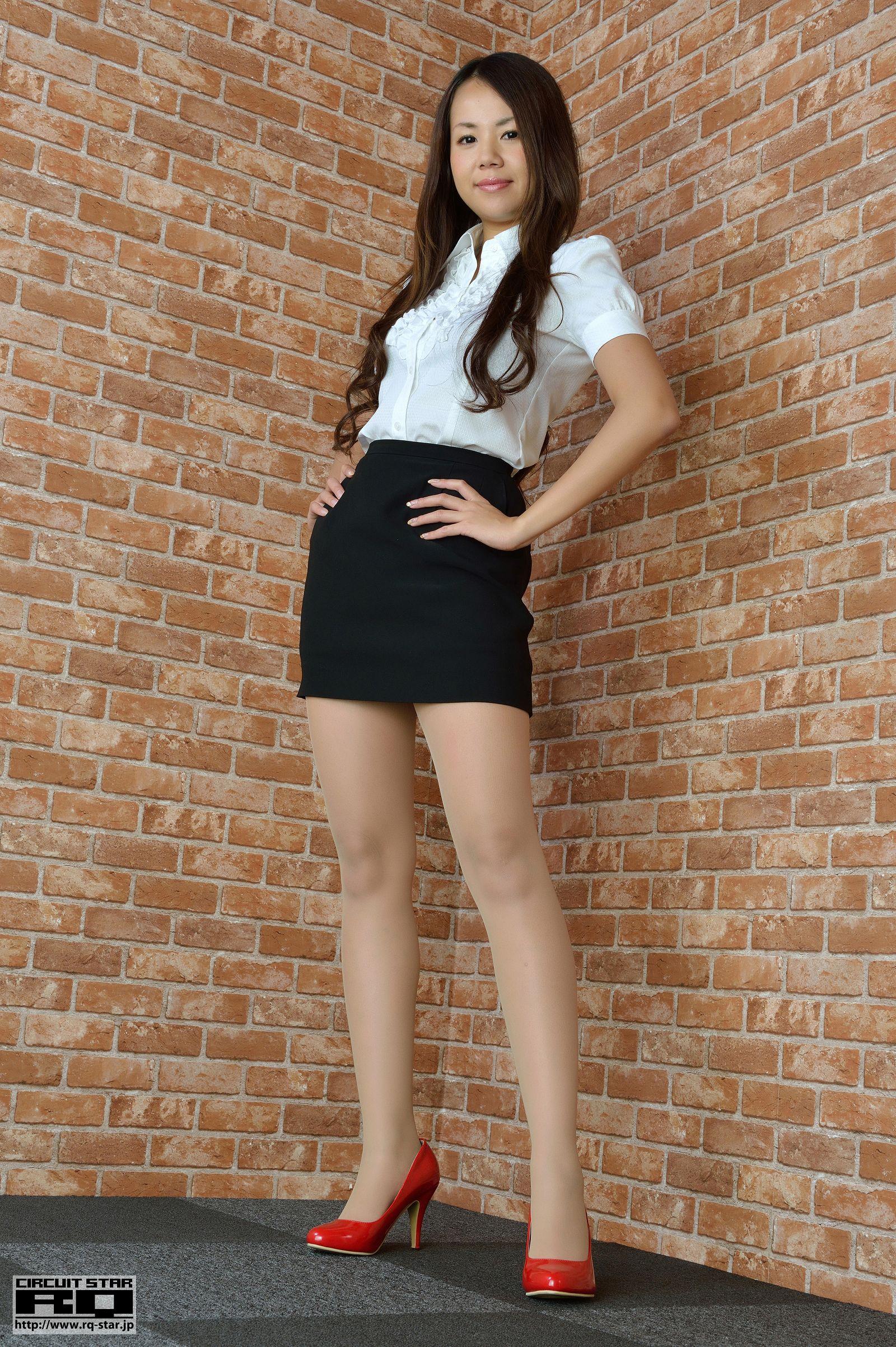 [RQ STAR美女] NO.00708 Mina Aida 會田ミナ Office Lady[80P] RQ STAR 第1张