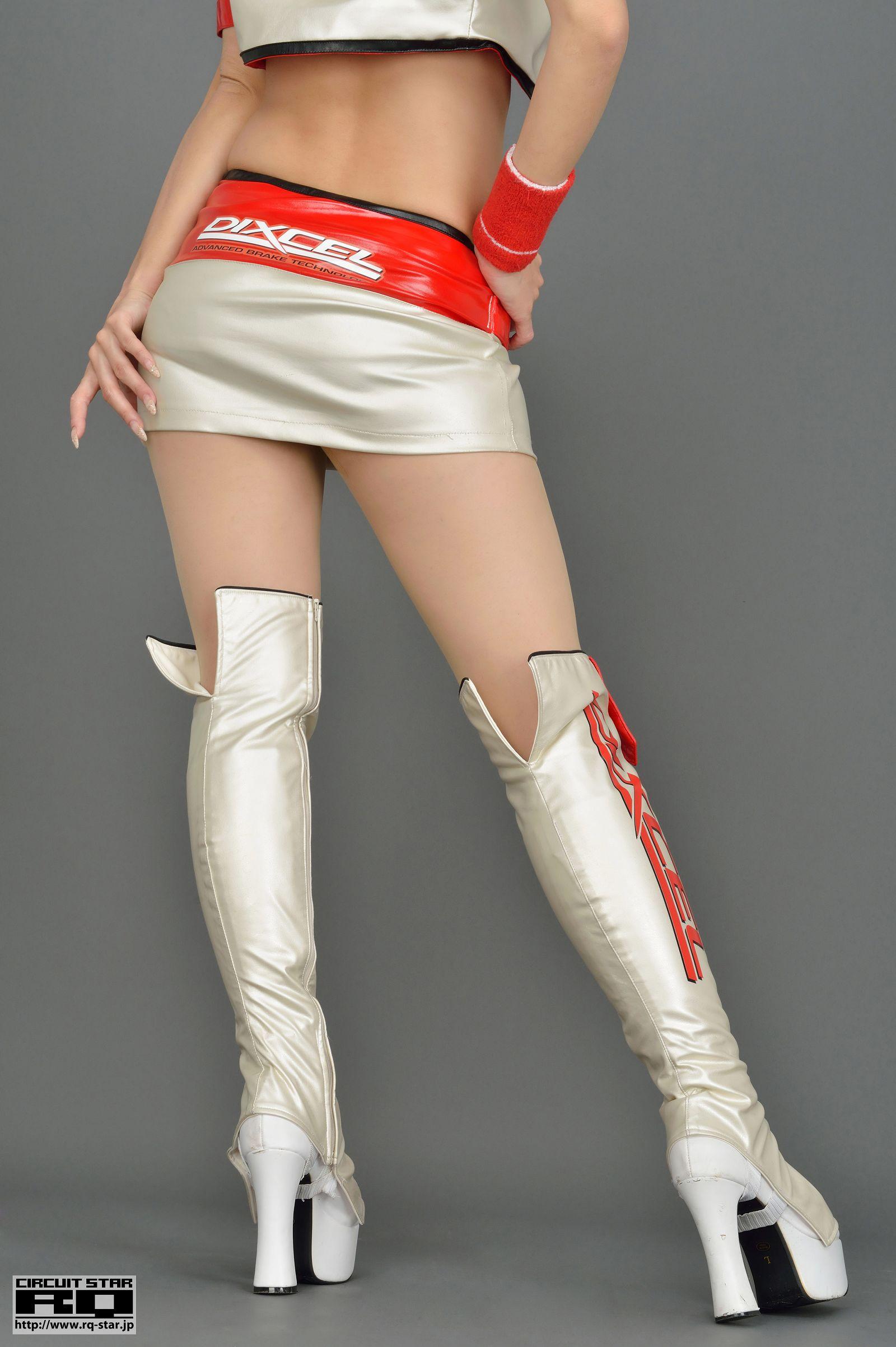 [RQ STAR美女] NO.00719 Ami Kawase 河瀬杏美 Race Queen[90P] RQ STAR 第3张