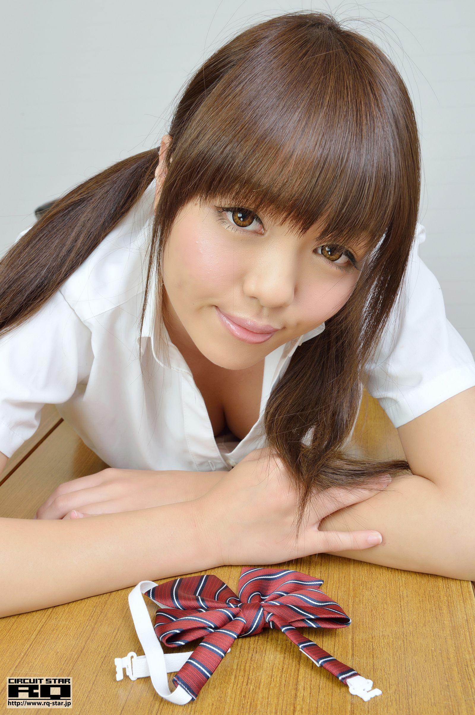 [RQ STAR美女] NO.00726 Natsuki Higurashi 日暮なつき School Girl Style[100P] RQ STAR 第3张