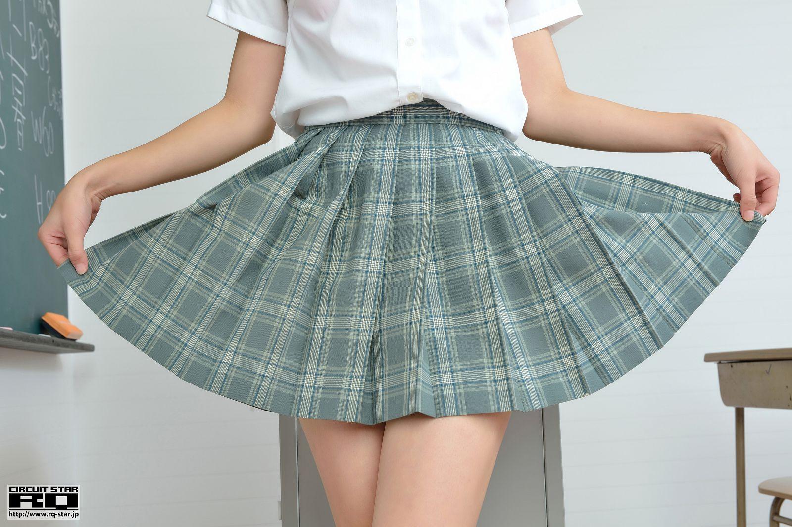 [RQ STAR美女] NO.00726 Natsuki Higurashi 日暮なつき School Girl Style[100P] RQ STAR 第4张