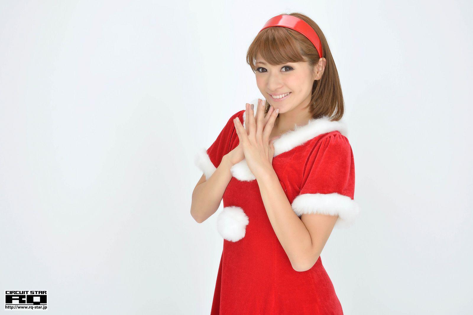 [RQ STAR美女] NO.00732 Mai Shibahara 柴原麻衣 Merry Christmas[30P] RQ STAR 第1张