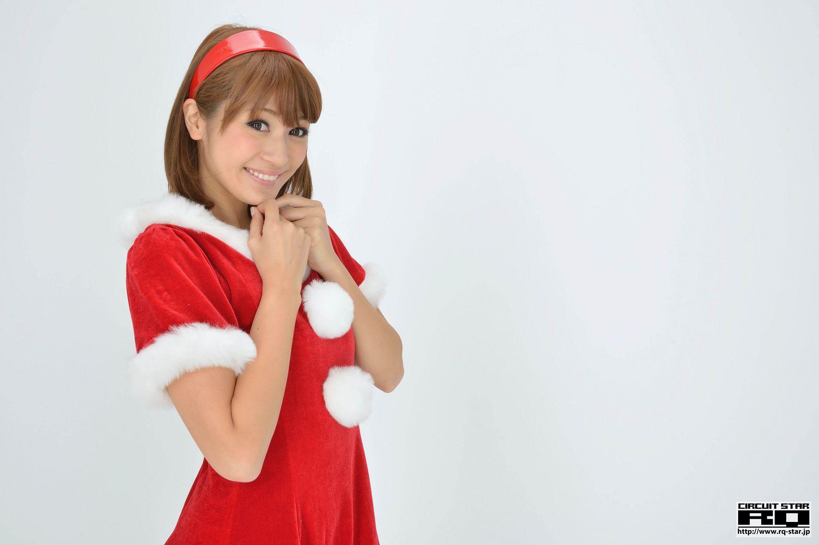 [RQ STAR美女] NO.00732 Mai Shibahara 柴原麻衣 Merry Christmas[30P] RQ STAR 第3张