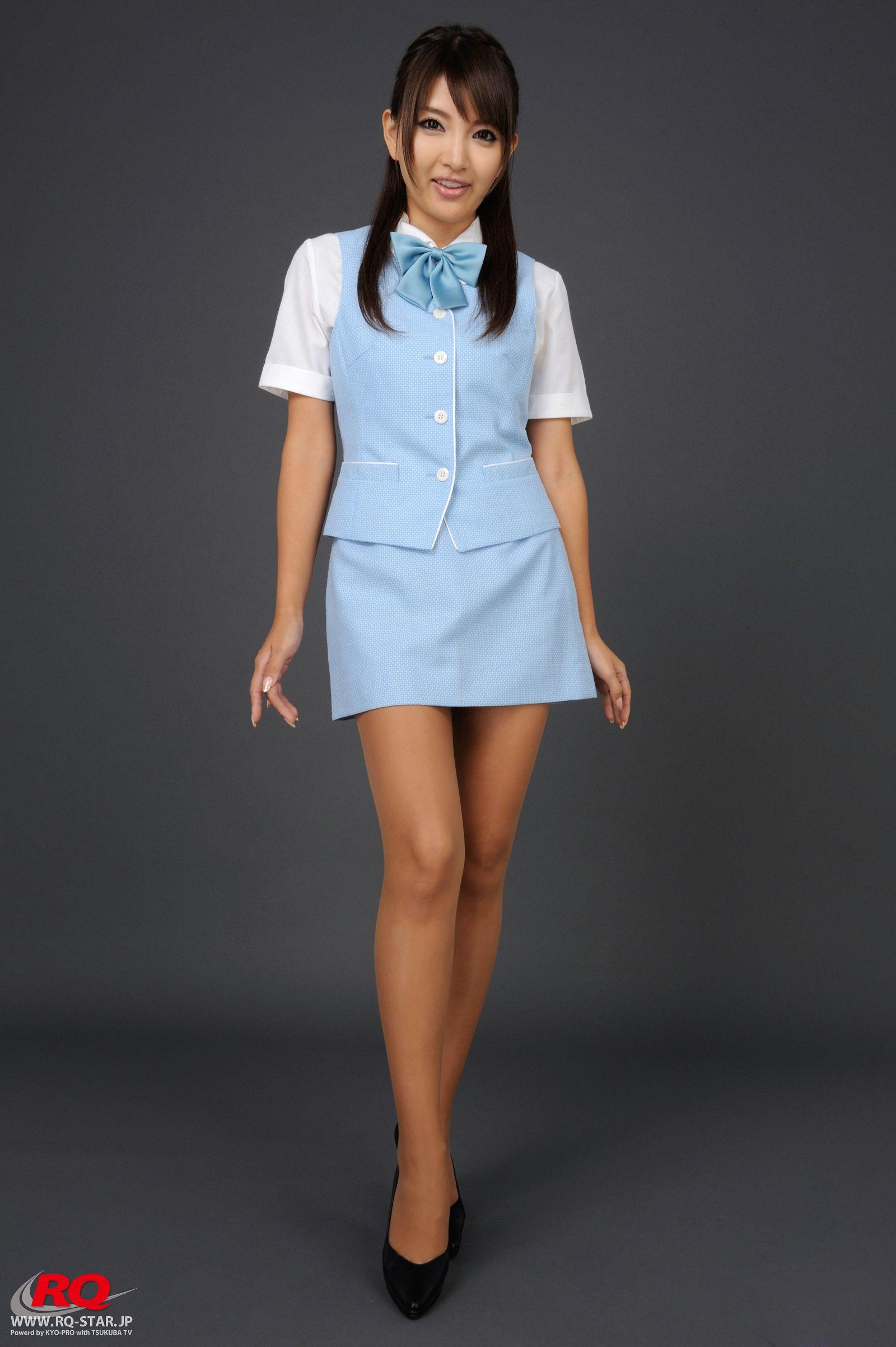 [RQ STAR美女] NO.0074 Chie Yamauchi 山內智恵 Office Lady[100P] RQ STAR 第1张