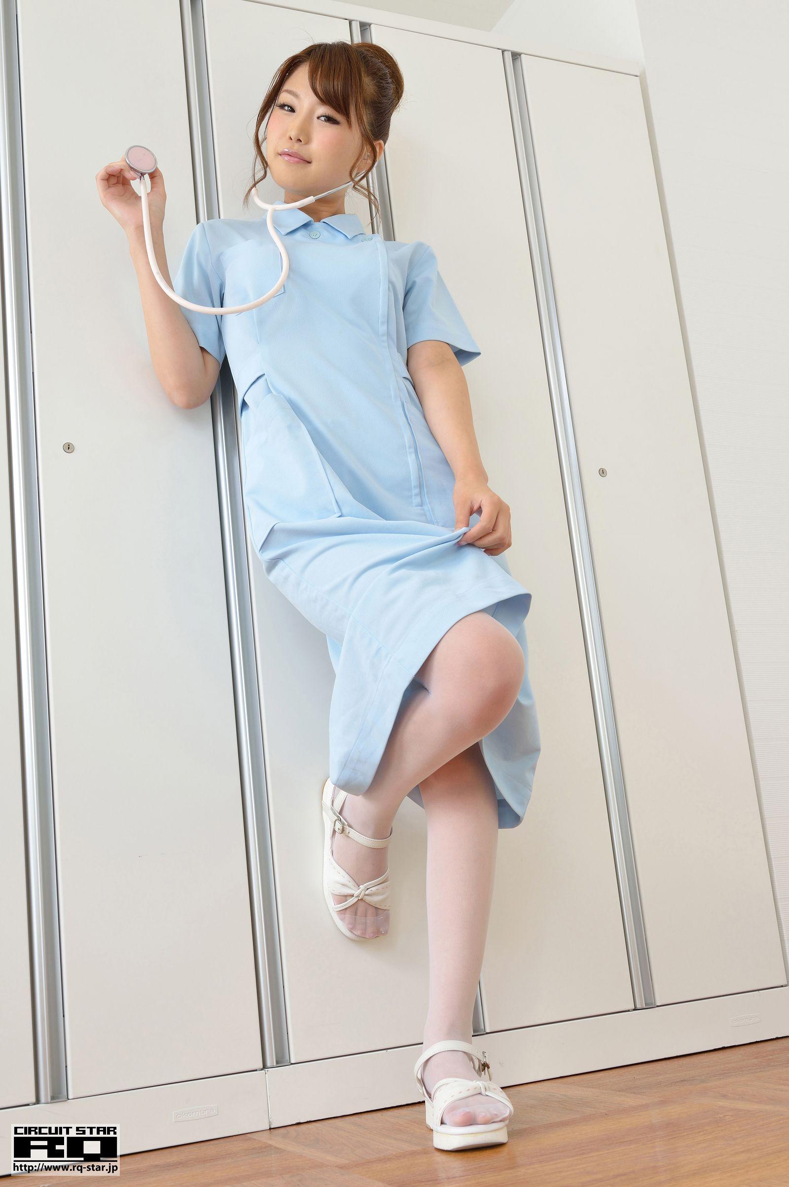 [RQ STAR美女] NO.00745 Nanako Mizuno 水野菜々子 Nurse Style[75P] RQ STAR 第2张