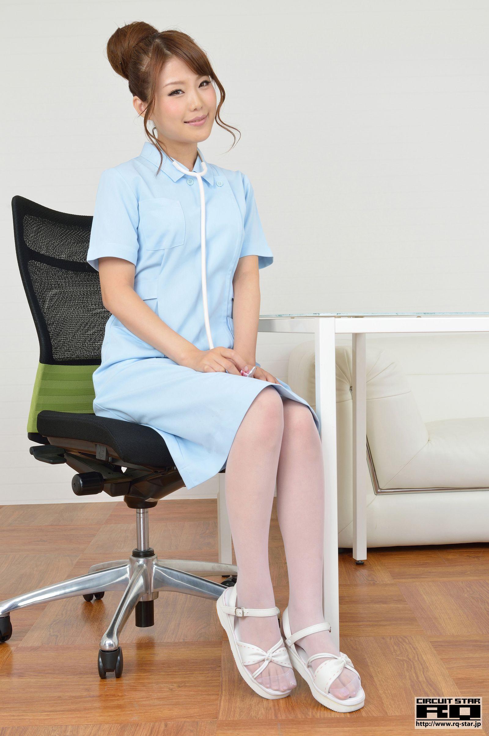 [RQ STAR美女] NO.00745 Nanako Mizuno 水野菜々子 Nurse Style[75P] RQ STAR 第4张