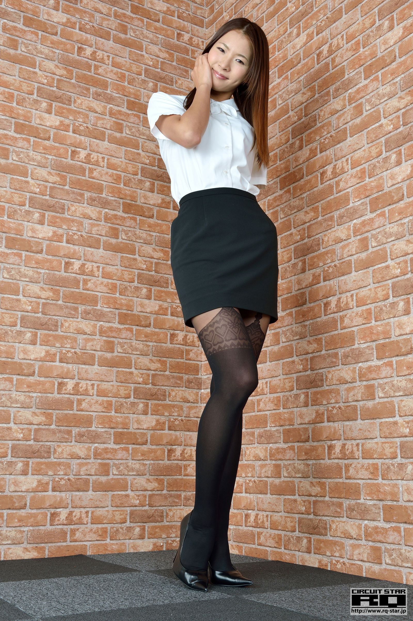 [RQ STAR美女] NO.00746 Saeko Kaname 要さえこ Office Lady[90P] RQ STAR 第1张