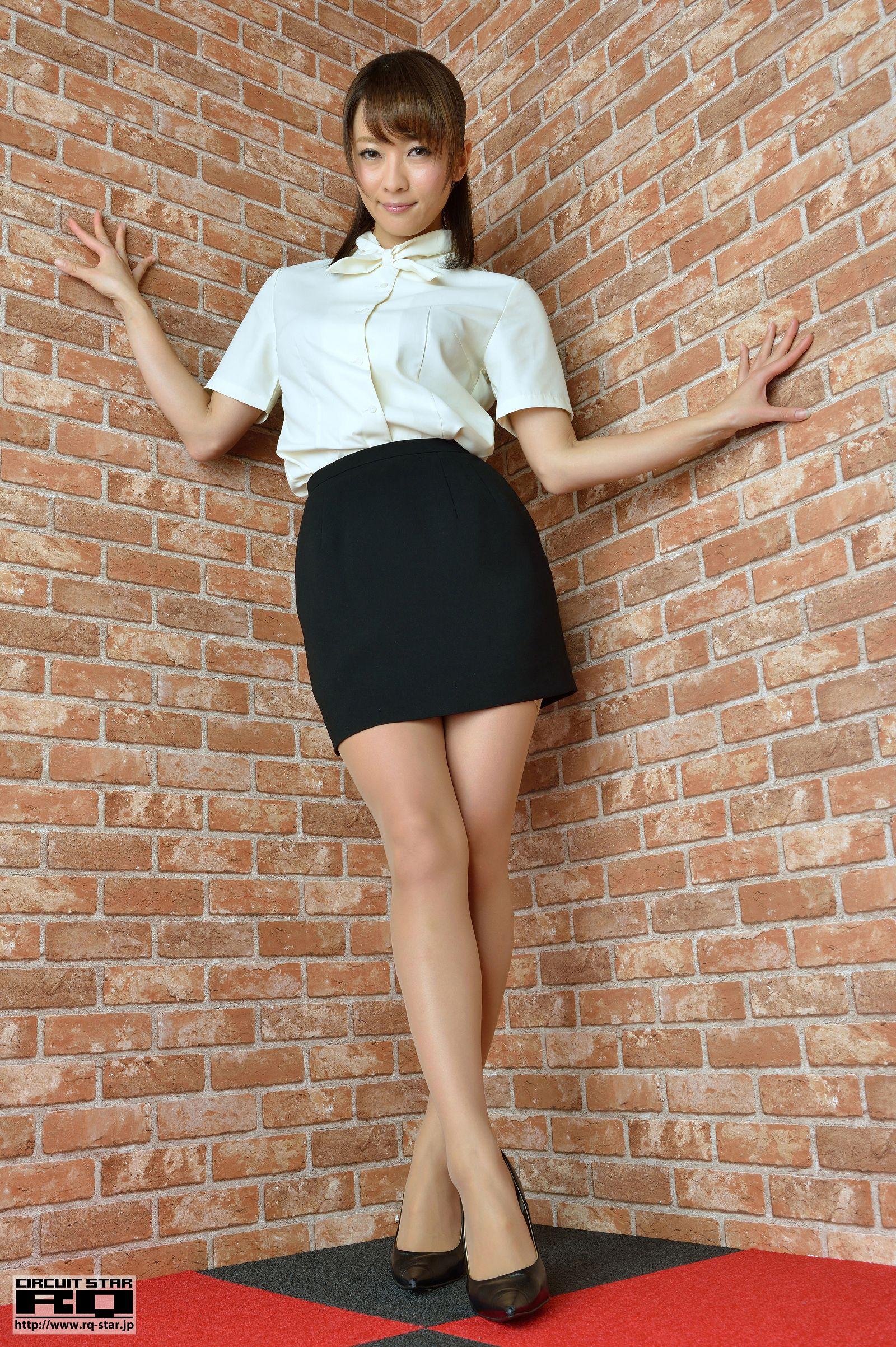 [RQ STAR美女] NO.00762 Tomoka Tsukimura 月村ともか Office Lady[80P] RQ STAR 第1张