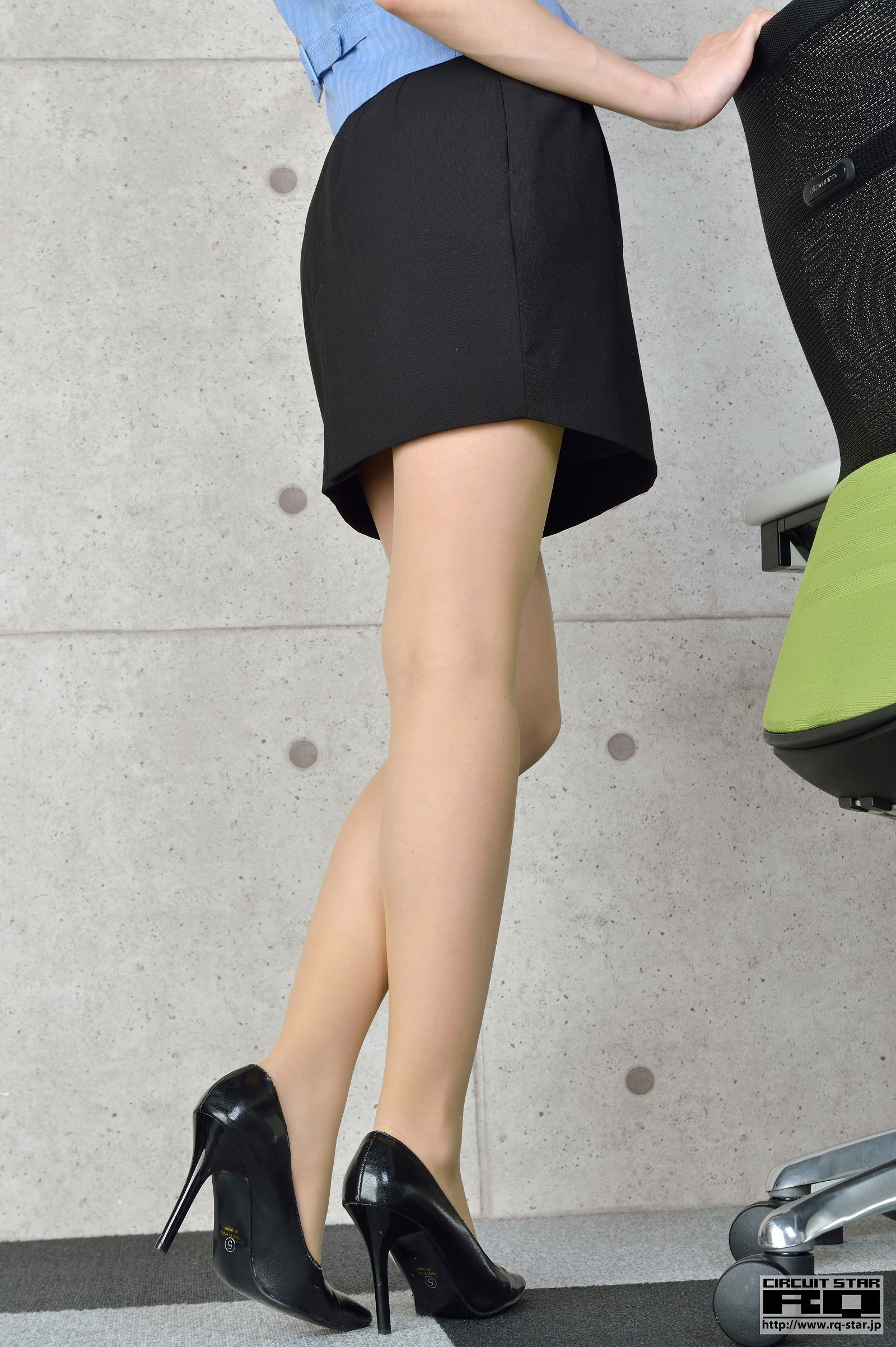 [RQ STAR美女] NO.00778 MOE Office Lady[60P] RQ STAR 第2张