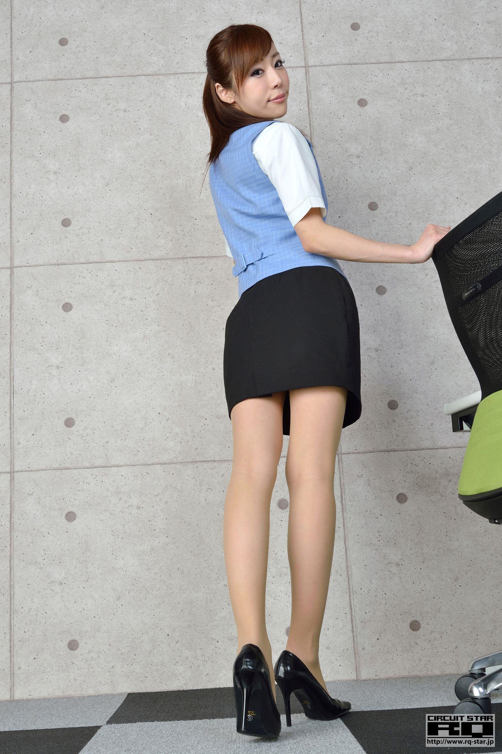[RQ STAR美女] NO.00778 MOE Office Lady[60P] RQ STAR 第3张