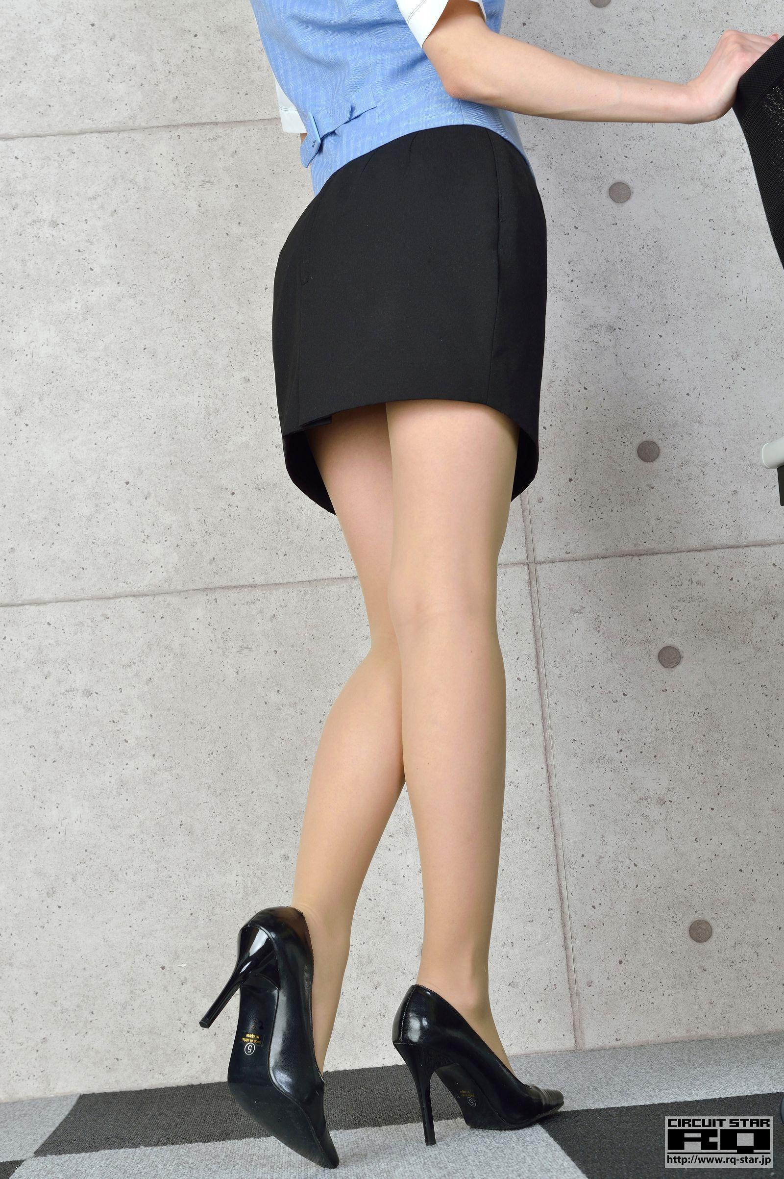 [RQ STAR美女] NO.00778 MOE Office Lady[60P] RQ STAR 第4张