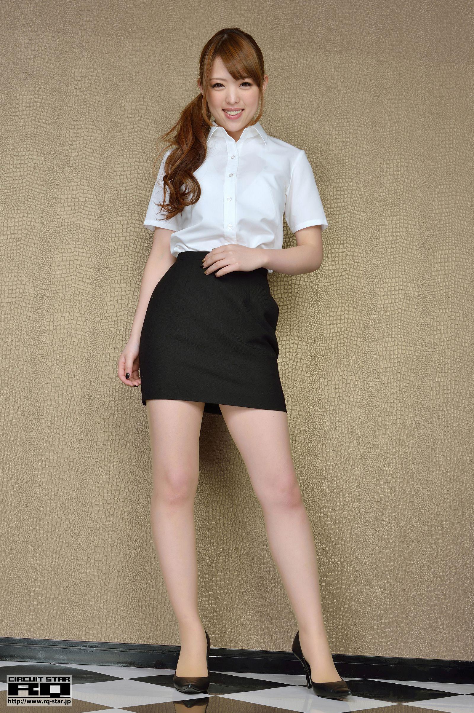 [RQ-STAR美女] NO.00790 Mai Onozeki 小野関舞 Office Lady0
