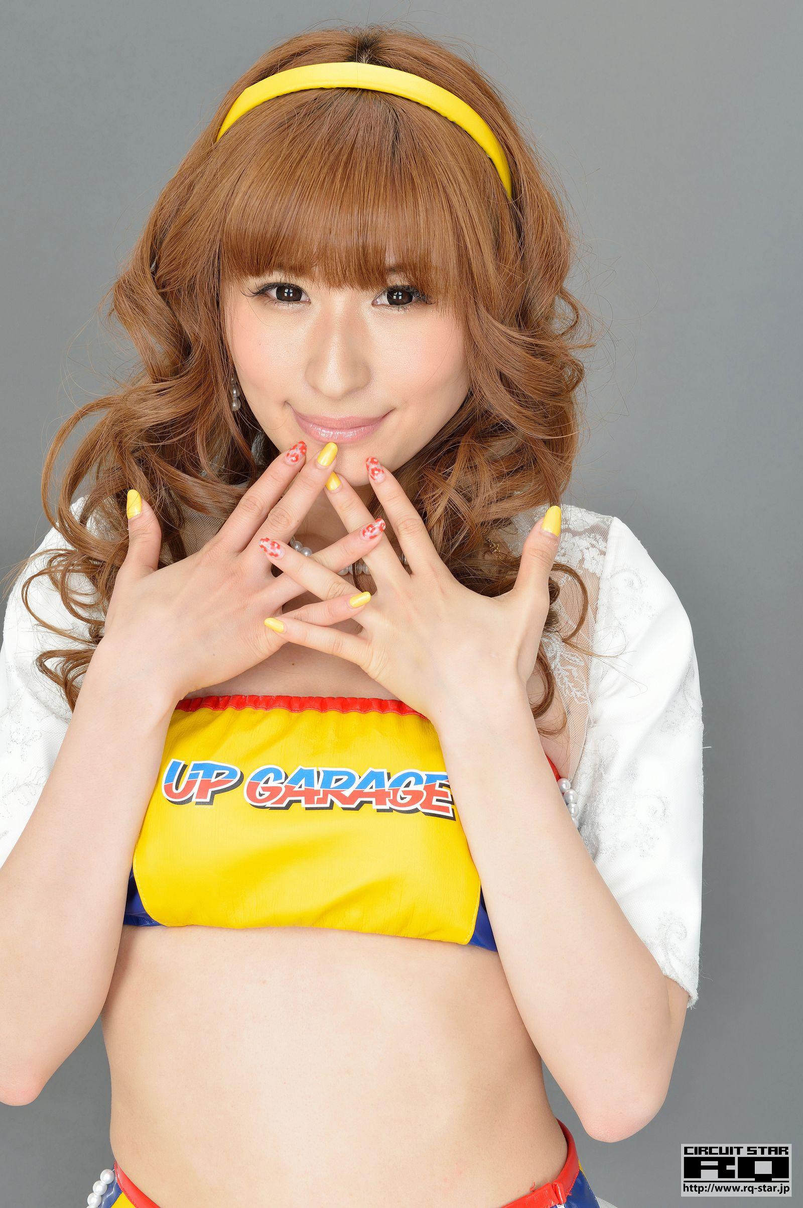 [RQ STAR美女] NO.00817 Ayaka Arima 有馬綾香 Race Queen[100P] RQ STAR 第3张