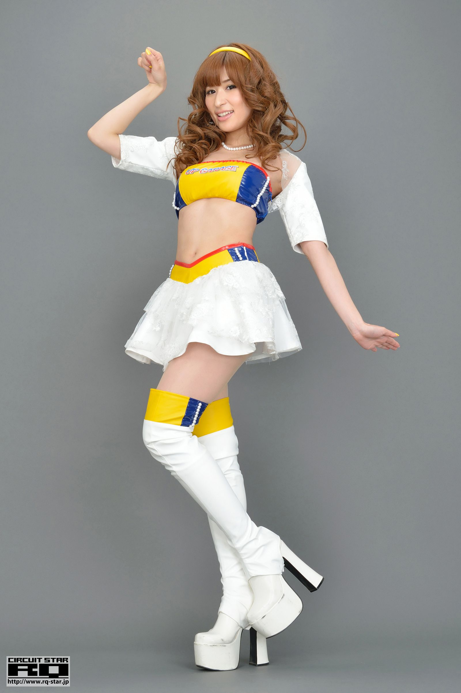 [RQ STAR美女] NO.00817 Ayaka Arima 有馬綾香 Race Queen[100P] RQ STAR 第4张