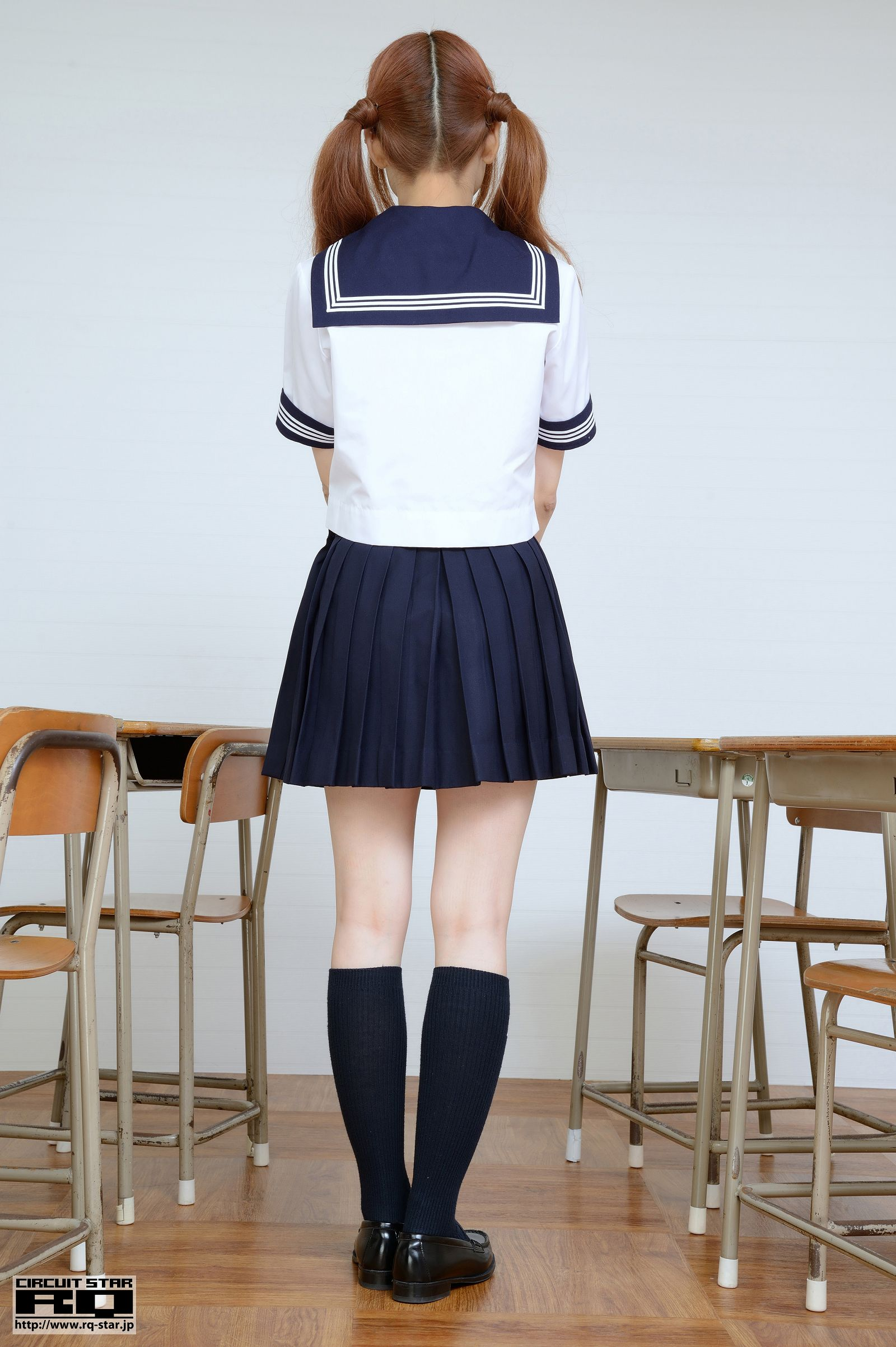 [RQ STAR美女] NO.00831 Aine Sayuka 朔矢あいね Sailor Girl[80P] RQ STAR 第1张
