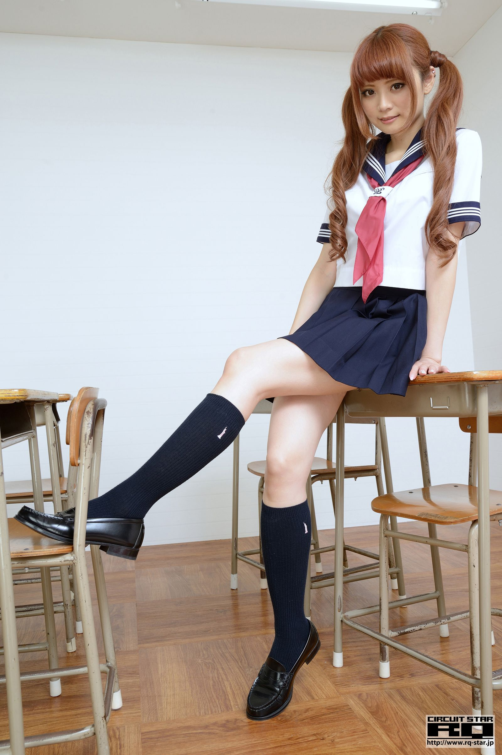 [RQ STAR美女] NO.00831 Aine Sayuka 朔矢あいね Sailor Girl[80P] RQ STAR 第2张