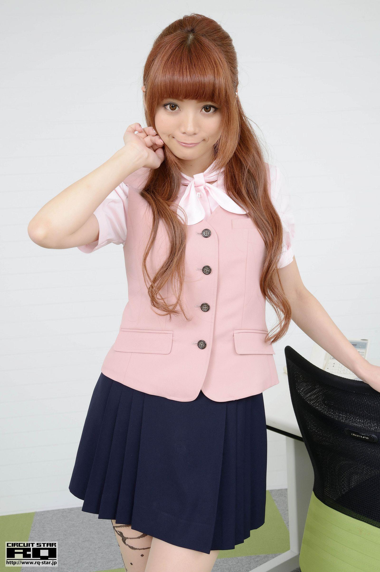 [RQ STAR美女] NO.00832 Aine Sayuka 朔矢あいね Office Lady[120P] RQ STAR 第2张