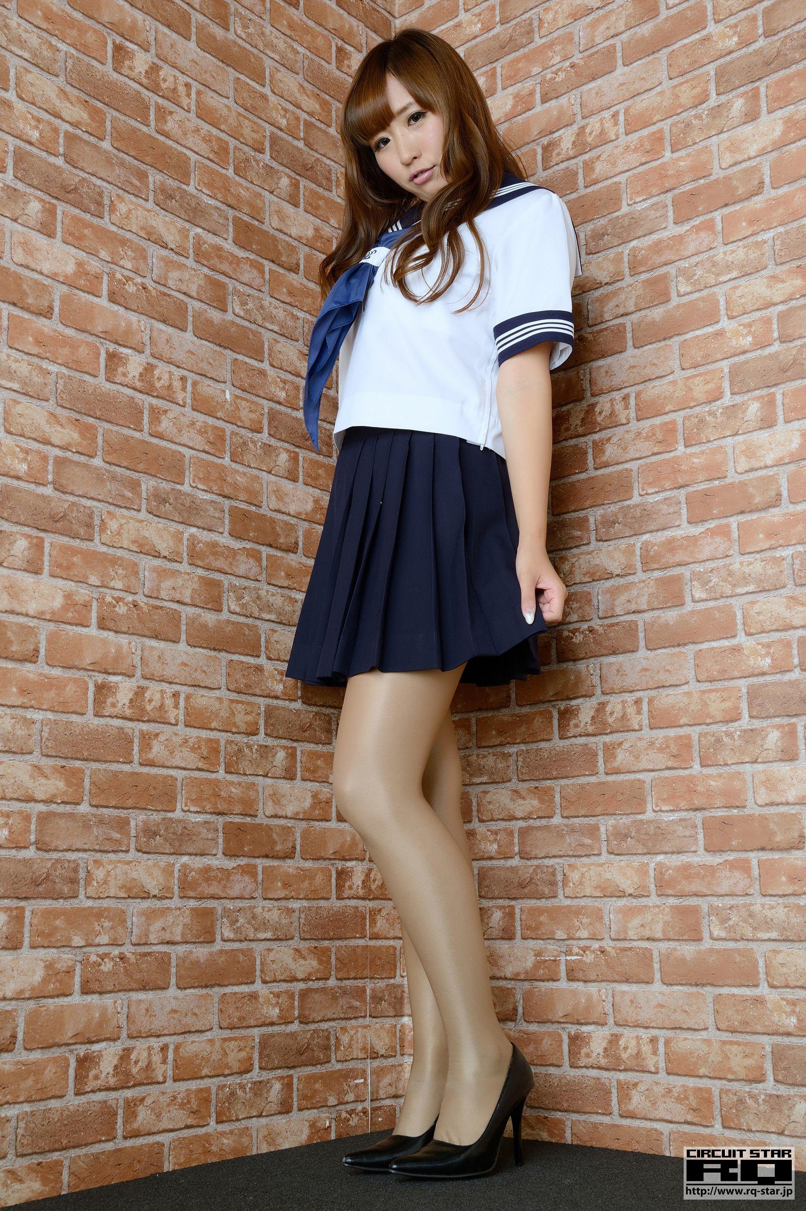[RQ STAR美女] NO.00839 Marina Kashiwagi 柏木まりな Sailor Style[70P] RQ STAR 第1张