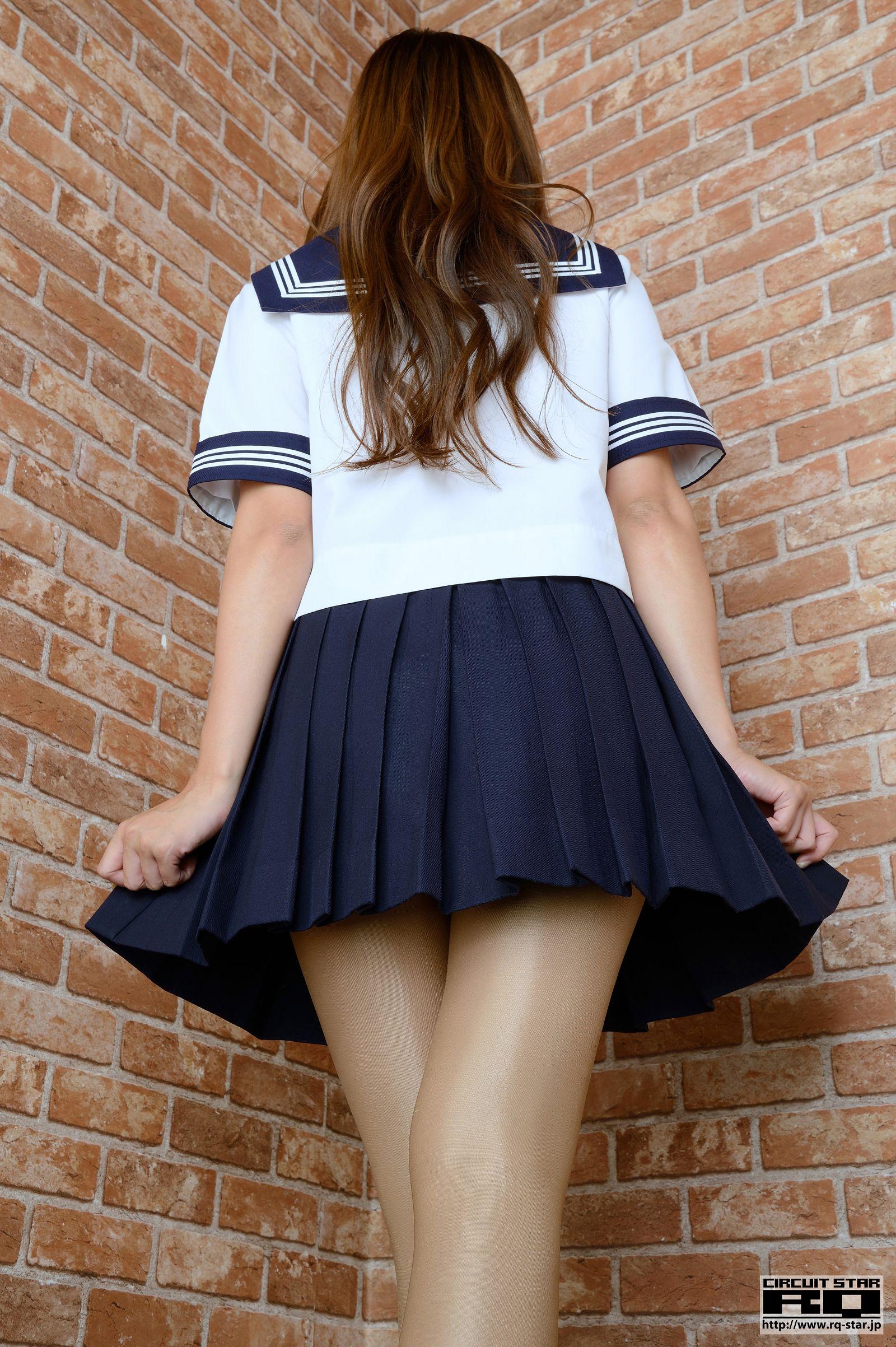 [RQ STAR美女] NO.00839 Marina Kashiwagi 柏木まりな Sailor Style[70P] RQ STAR 第2张