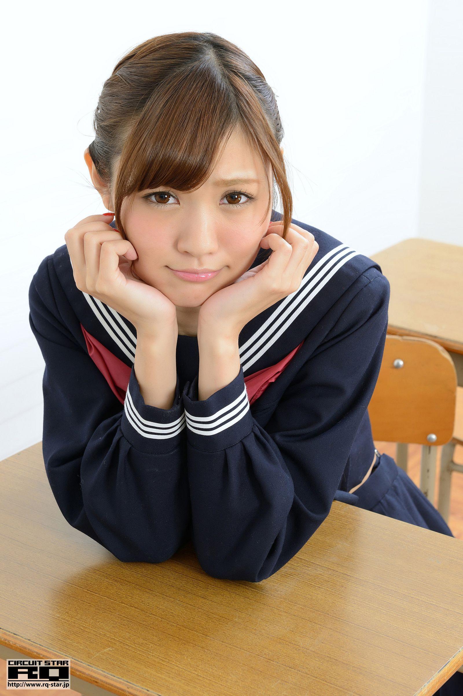 [RQ STAR美女] NO.00876 Haruka Kanzaki 神咲はるか School Girl[80P] RQ STAR 第3张