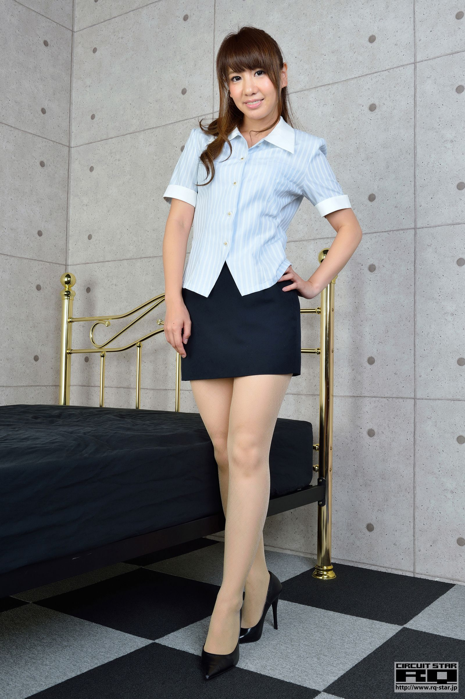 [RQ STAR美女] NO.00864 ERISA Office Lady[65P] RQ STAR 第1张
