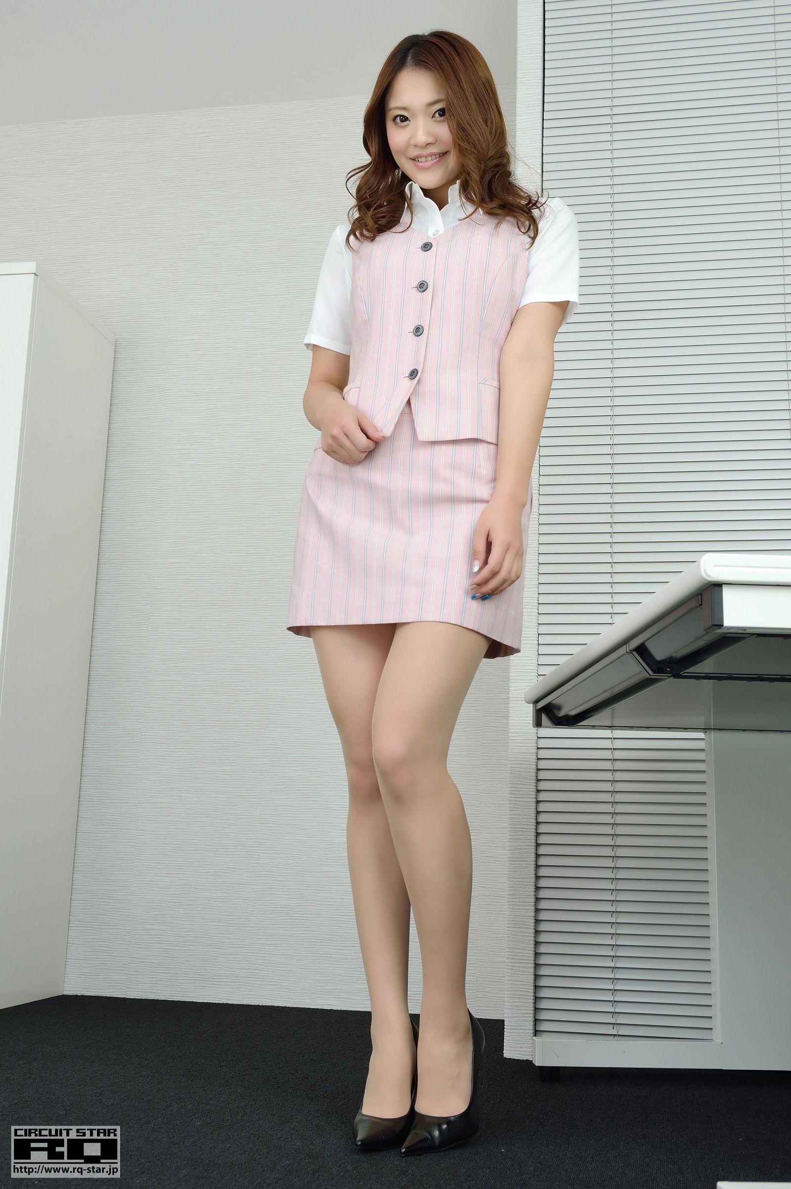 [RQ STAR美女] NO.00888 Mai Nishimura 西村麻依 Office Lady[80P] RQ STAR 第1张