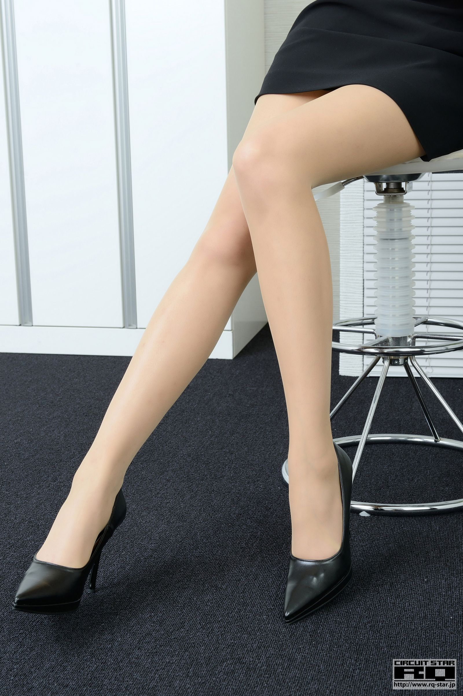 [RQ STAR美女] NO.00891 Miho Abe あべみほ Office Lady[85P] RQ STAR 第1张