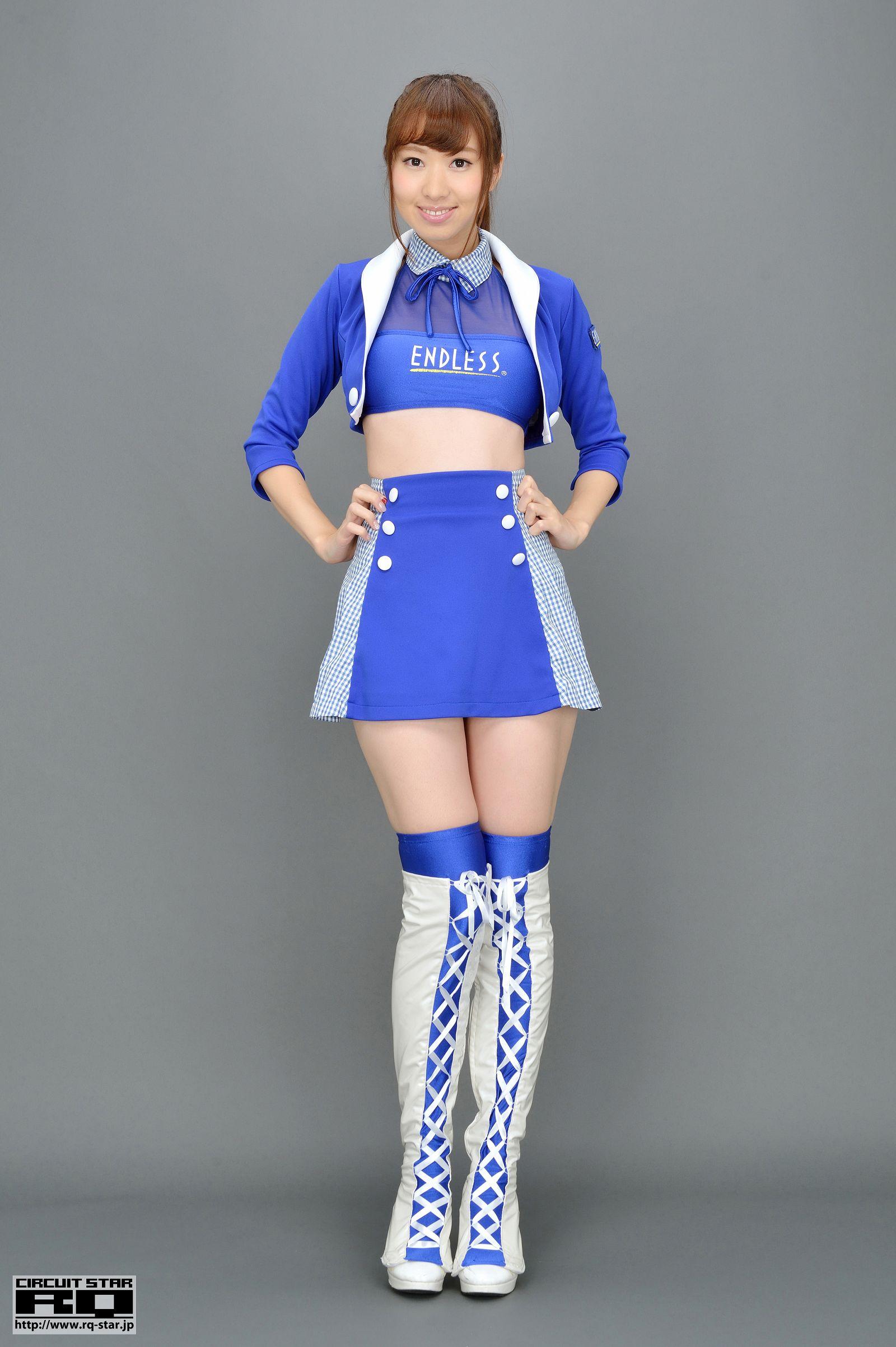[RQ STAR美女] NO.00897 Ikumi Aihara 相原育美 Race Queen[80P] RQ STAR 第1张