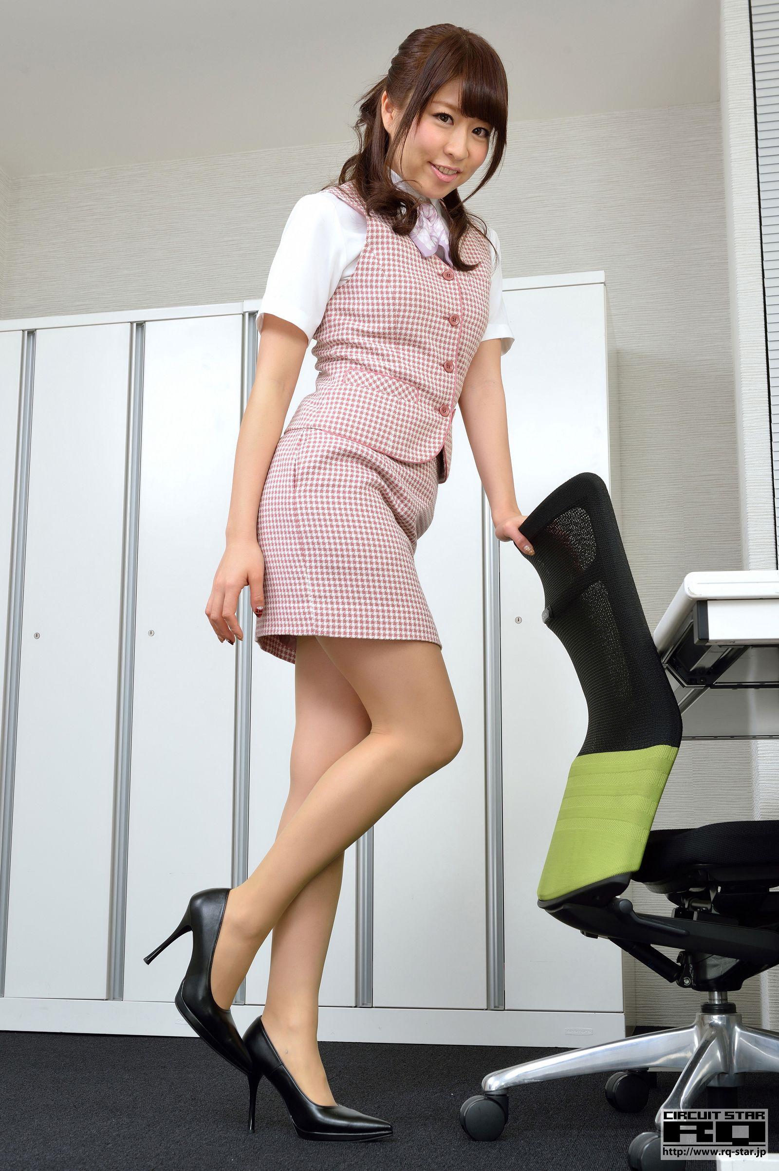 [RQ STAR美女] NO.00899 Miyu Mamiya 間宮美憂 Office Lady[80P] RQ STAR 第1张