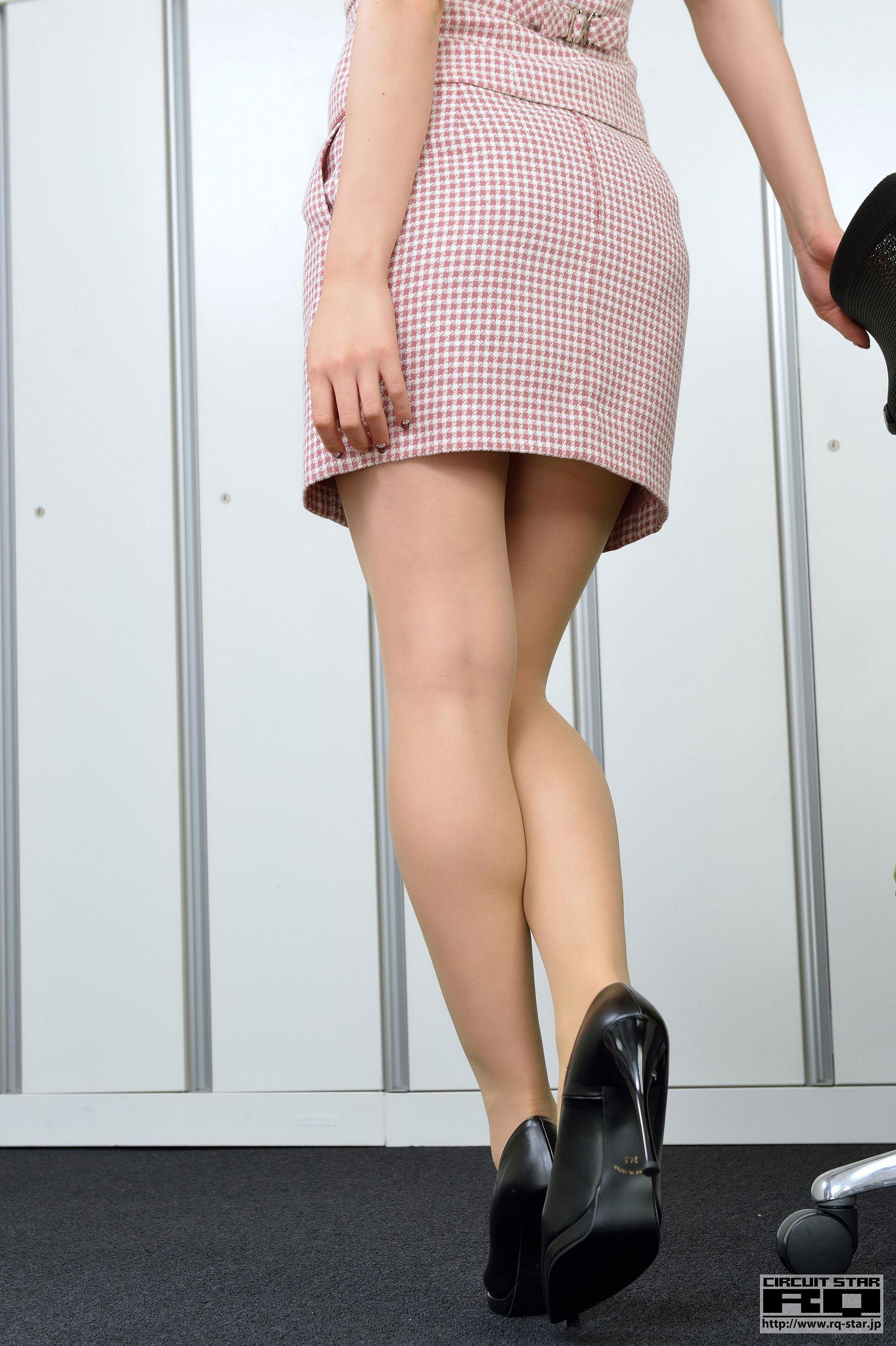 [RQ STAR美女] NO.00899 Miyu Mamiya 間宮美憂 Office Lady[80P] RQ STAR 第3张