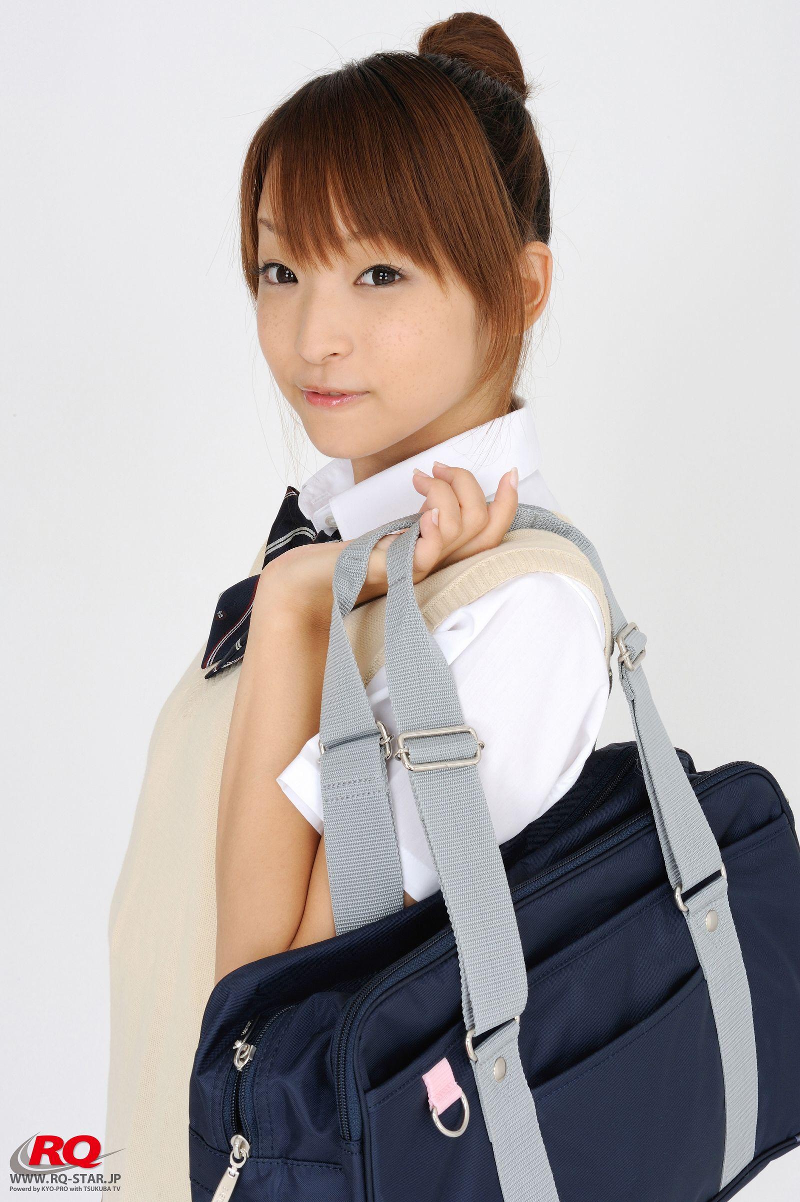 [RQ STAR美女] NO.0097 Mio Aoki 青木未央 Student Style[78P] RQ STAR 第3张