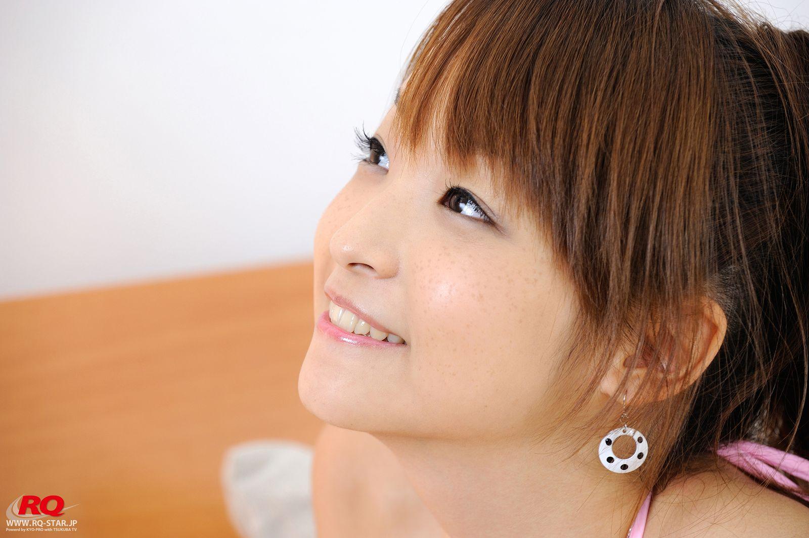 [RQ STAR美女] NO.0098 Mio Aoki 青木未央 Swim Suits Pink[67P] RQ STAR 第4张