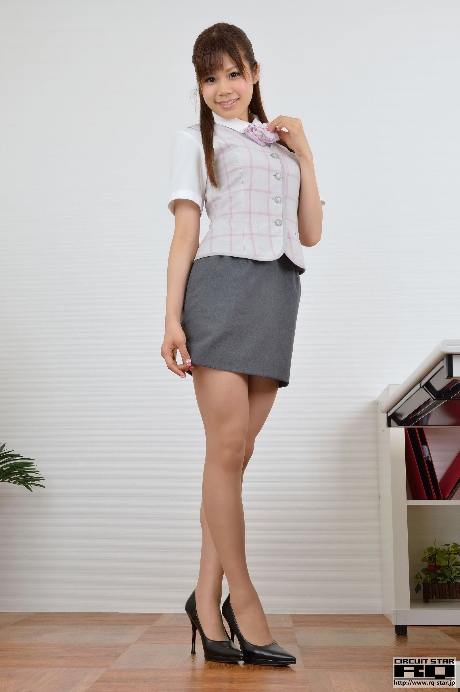 [RQ STAR美女] NO.00985 Asuka Nakano 中野あすか Office Lady[100P] RQ STAR 第1张