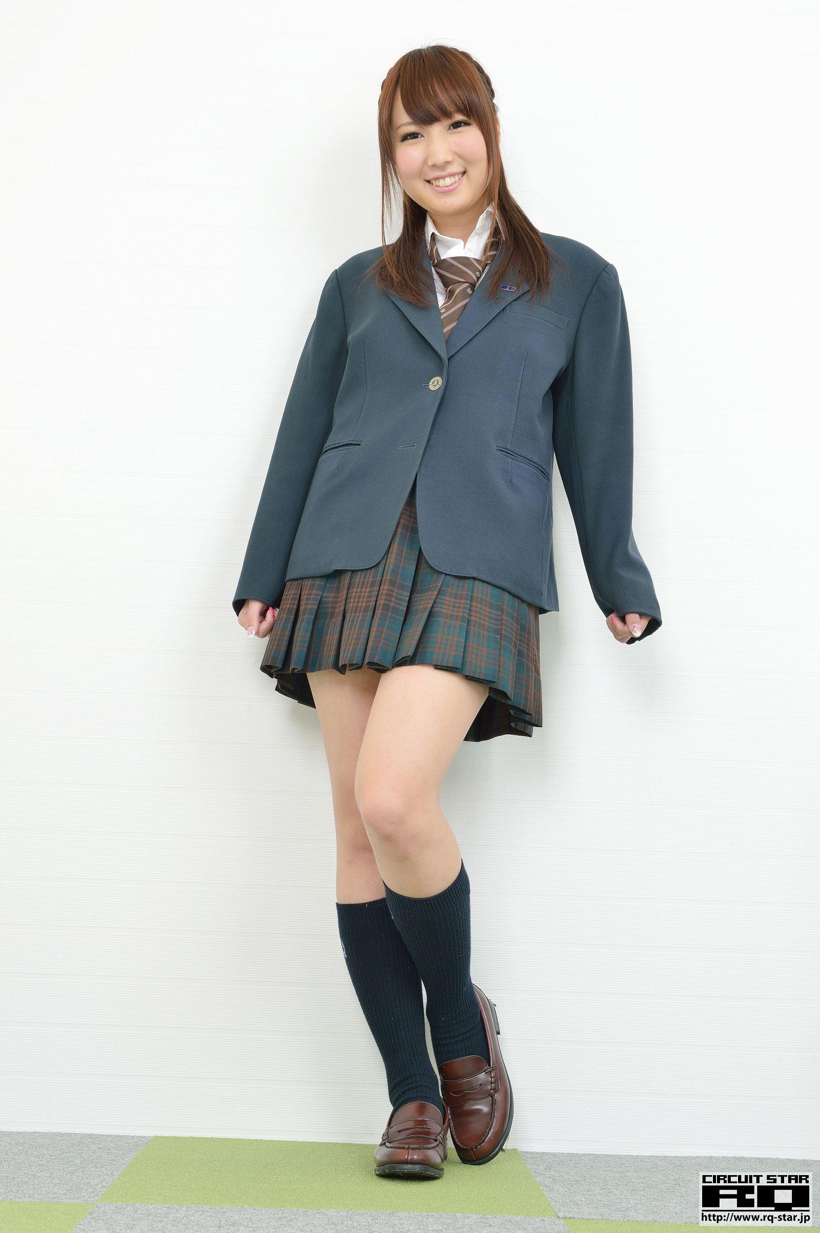 [RQ STAR美女] NO.00989 Nanami Takahashi 高橋七海 School Girl[90P] RQ STAR 第1张