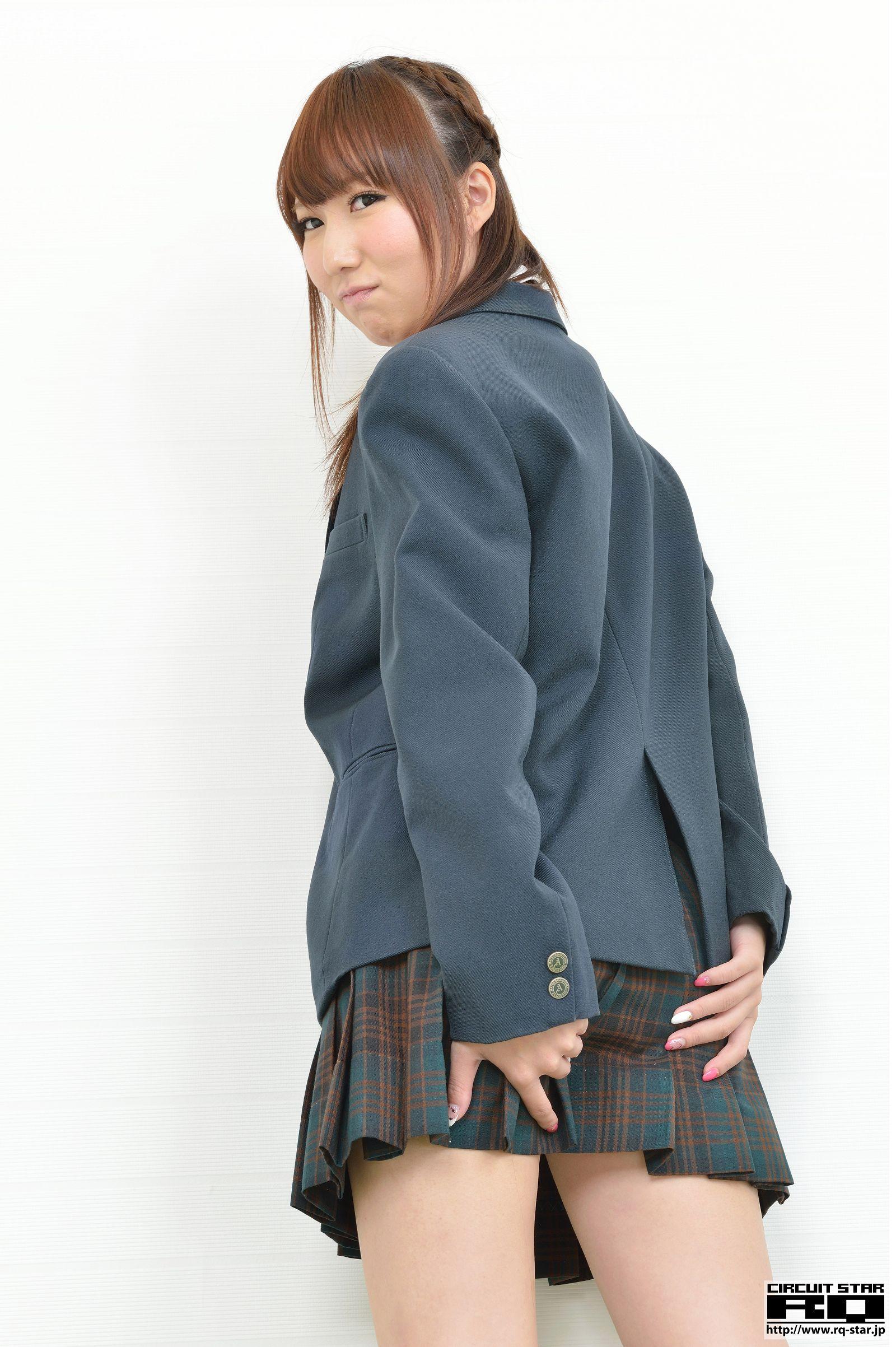 [RQ STAR美女] NO.00989 Nanami Takahashi 高橋七海 School Girl[90P] RQ STAR 第3张