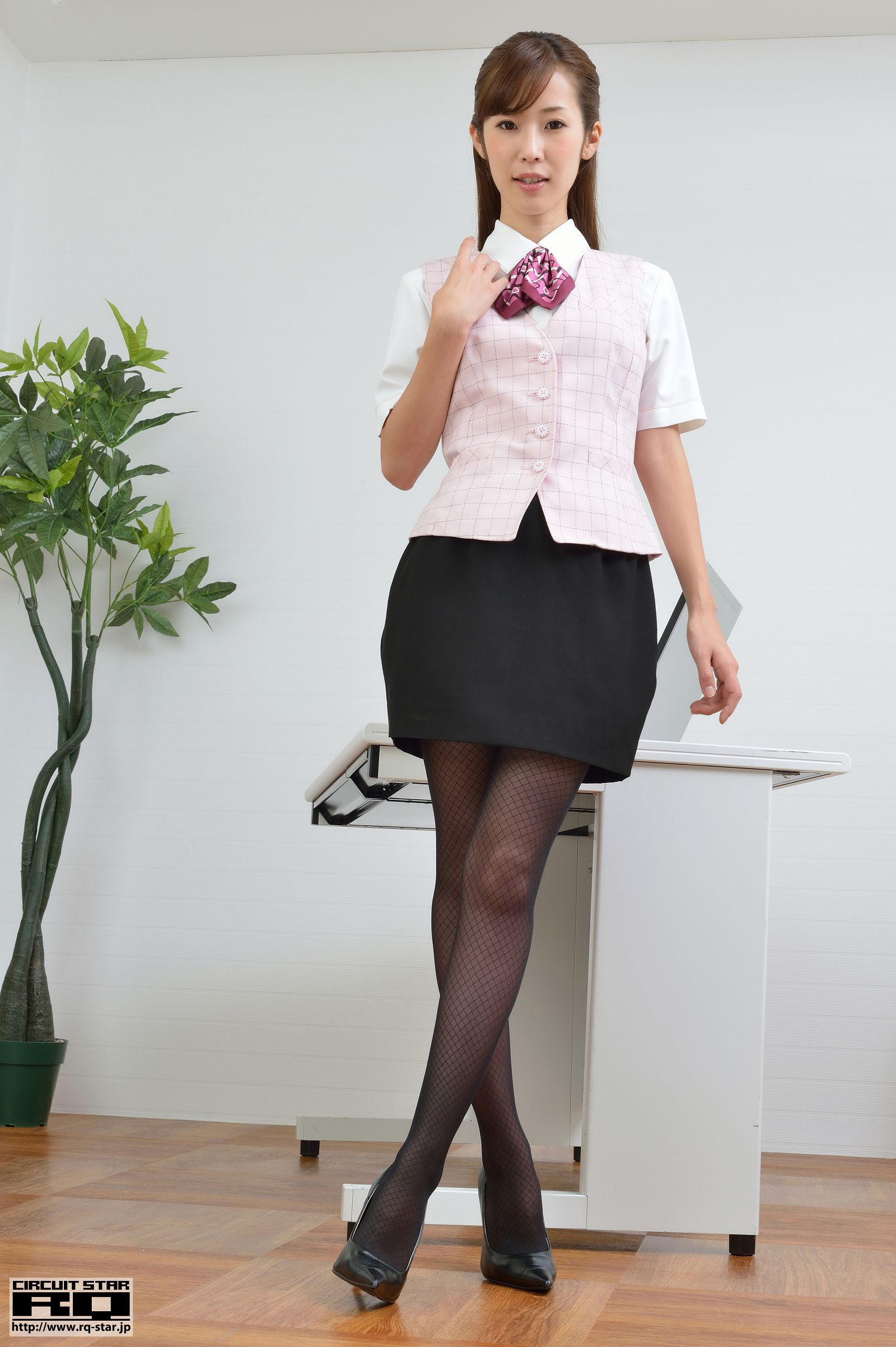 [RQ STAR美女] NO.01007 Nao Kitamura 北村奈緒 Office Lady[88P] RQ STAR 第1张