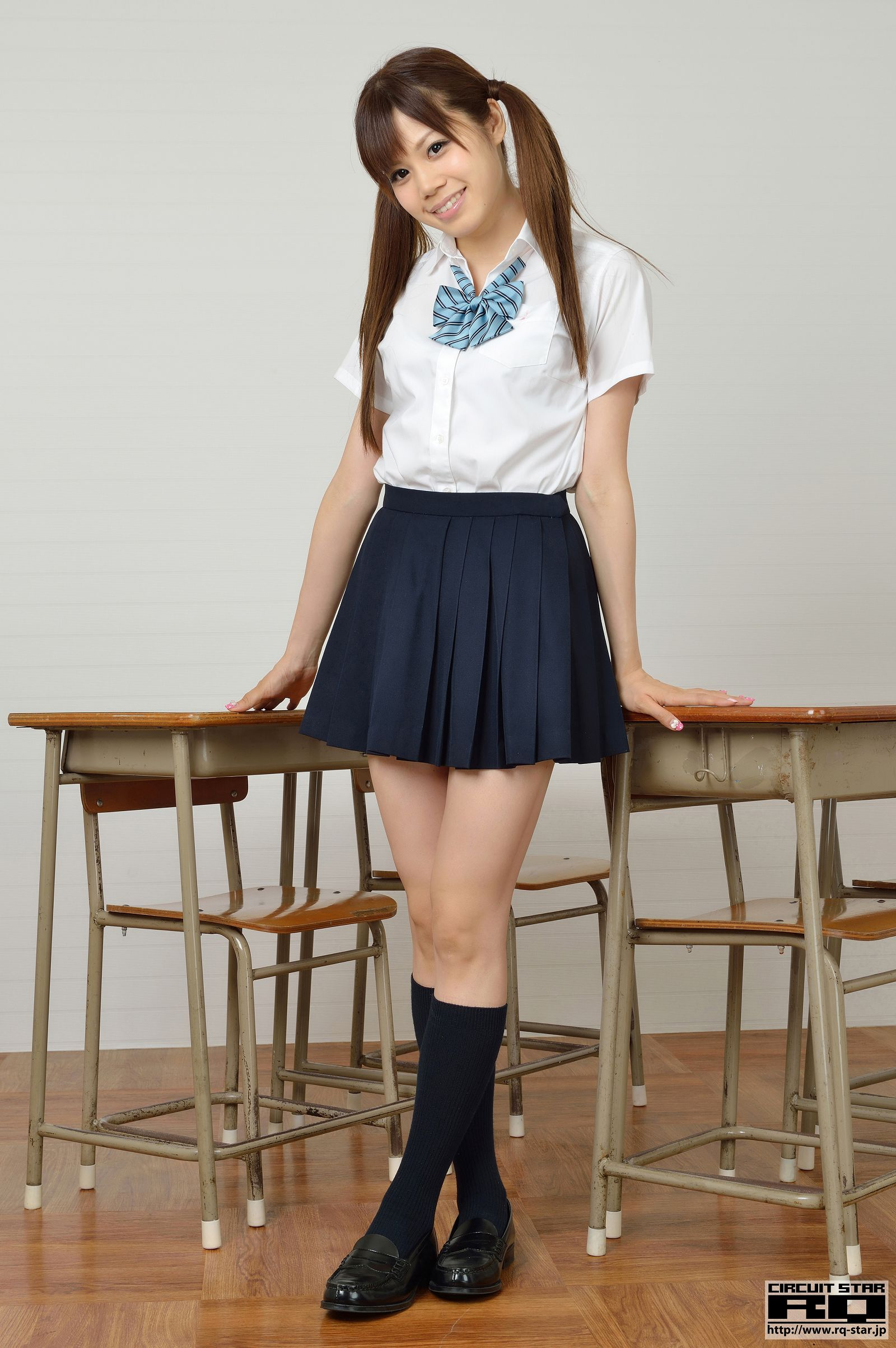 [RQ STAR美女] NO.00990 Asuka Nakano 中野あすか School Girl[100P] RQ STAR 第1张