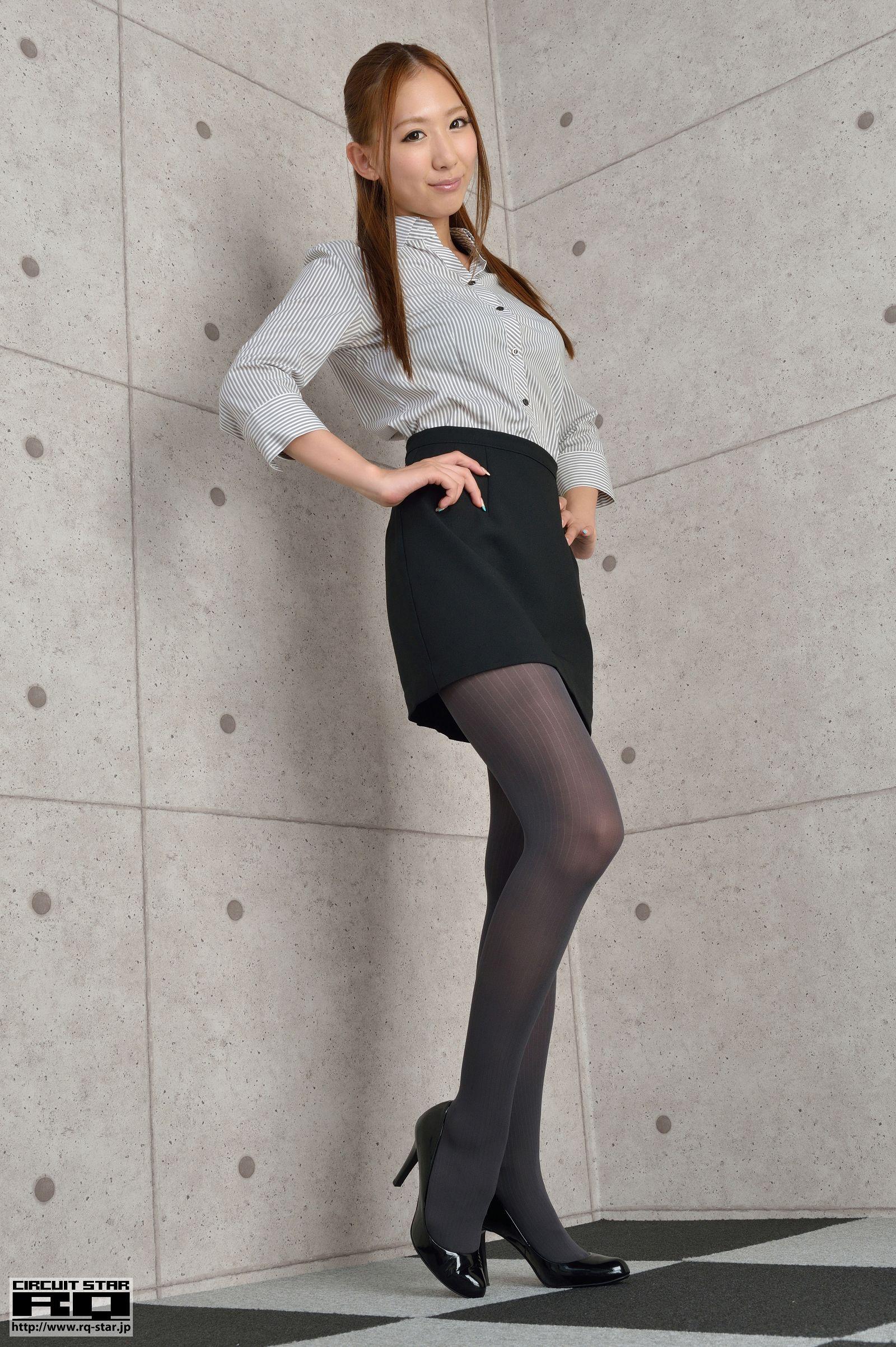 [RQ STAR美女] NO.00991 Yui Iwasaki 岩崎由衣 Office Lady[100P] RQ STAR 第1张