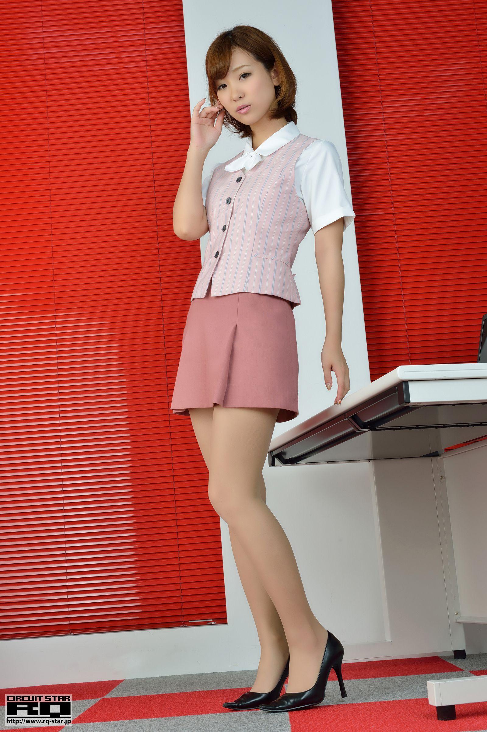 [RQ STAR美女] NO.01017 Ichika Nishimura 西村いちか Office Lady[84P] RQ STAR 第1张