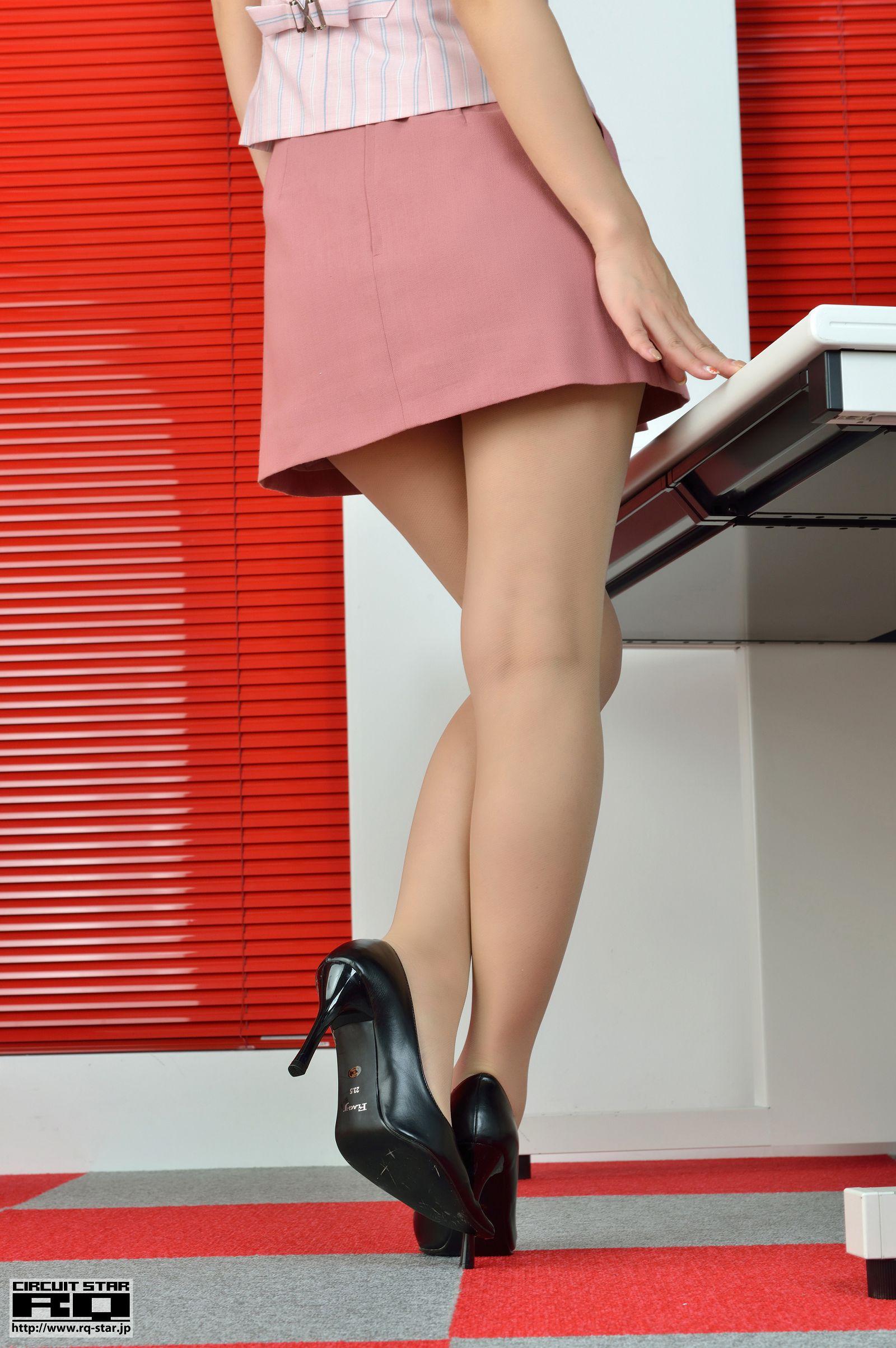 [RQ STAR美女] NO.01017 Ichika Nishimura 西村いちか Office Lady[84P] RQ STAR 第4张