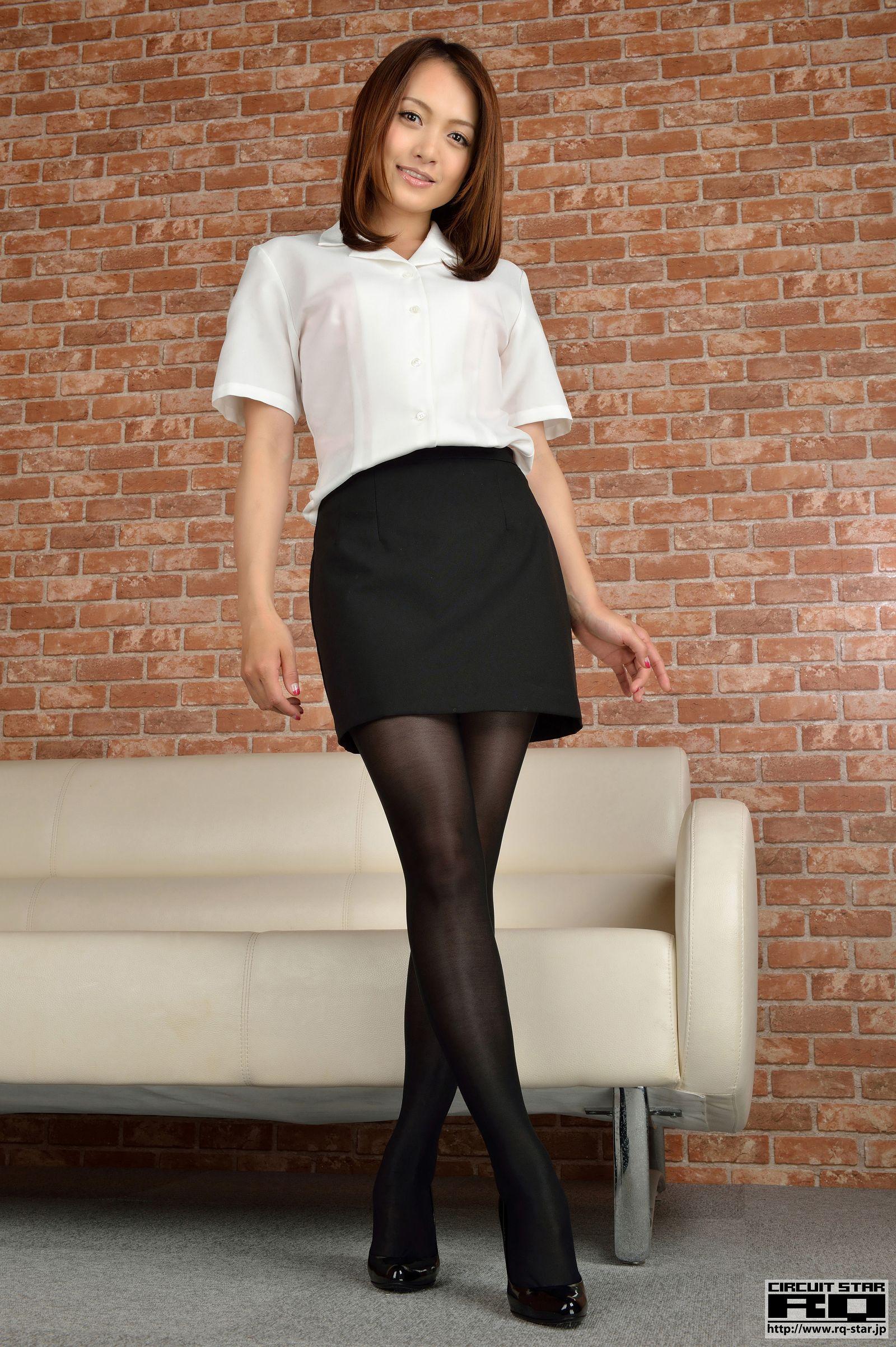 [RQ STAR美女] NO.01019 Rina Itoh いとうりな Office Lady[125P] RQ STAR 第1张