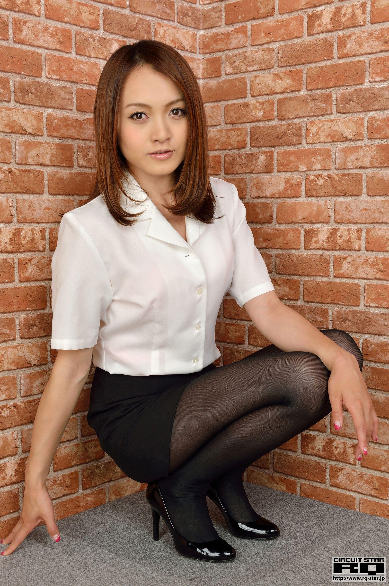 [RQ STAR美女] NO.01019 Rina Itoh いとうりな Office Lady[125P] RQ STAR 第3张