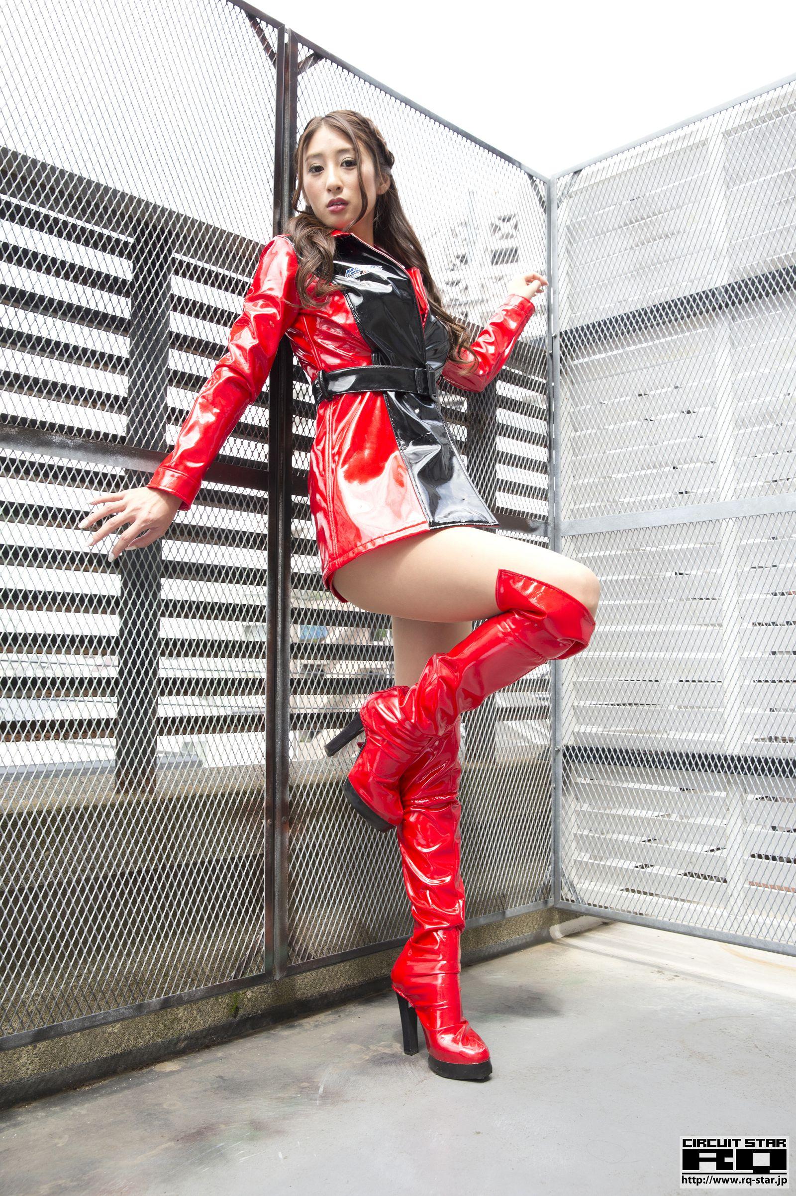 [RQ STAR美女] NO.01029 Eriko Sato 佐藤衣里子 Race Queen[70P] RQ STAR 第1张