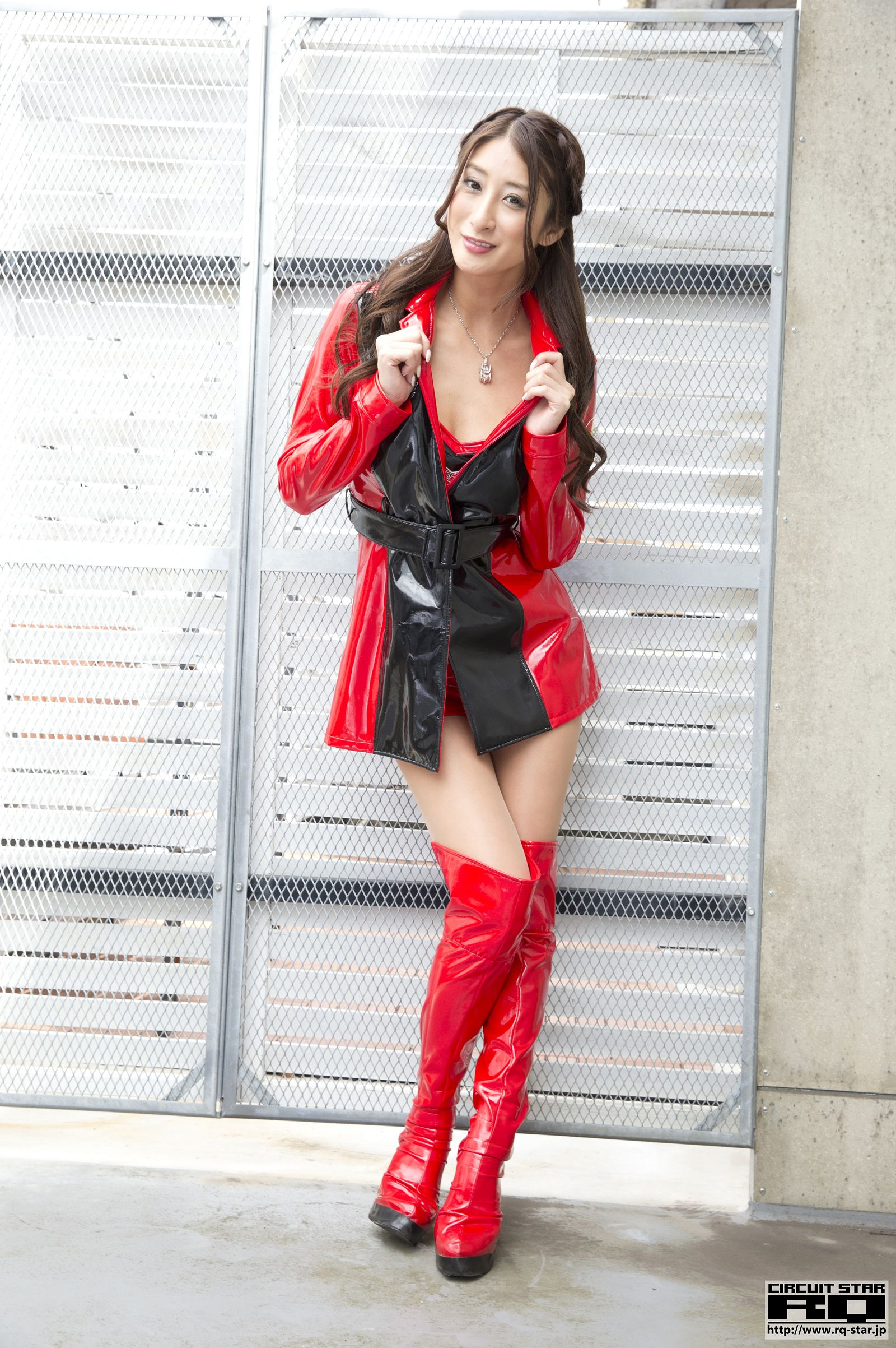 [RQ STAR美女] NO.01029 Eriko Sato 佐藤衣里子 Race Queen[70P] RQ STAR 第2张